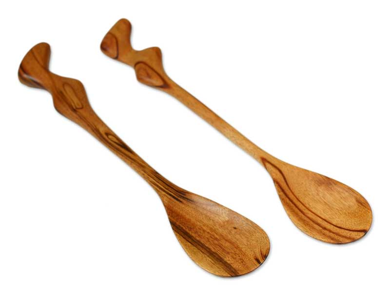 10 Gorgeous Wooden Spoons Almost Too Pretty to Use: gallery image 7