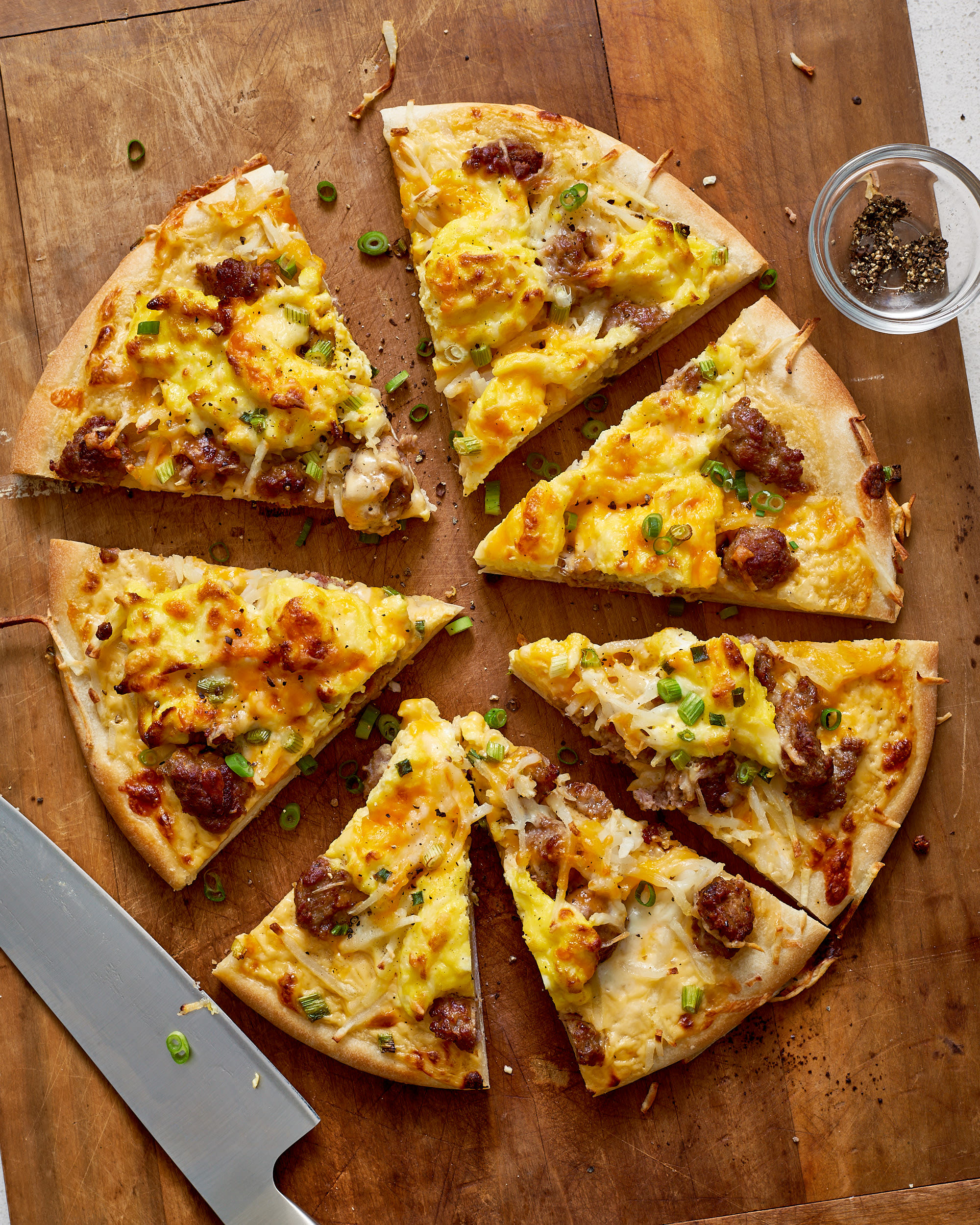 How To Make Breakfast Pizza | Kitchn