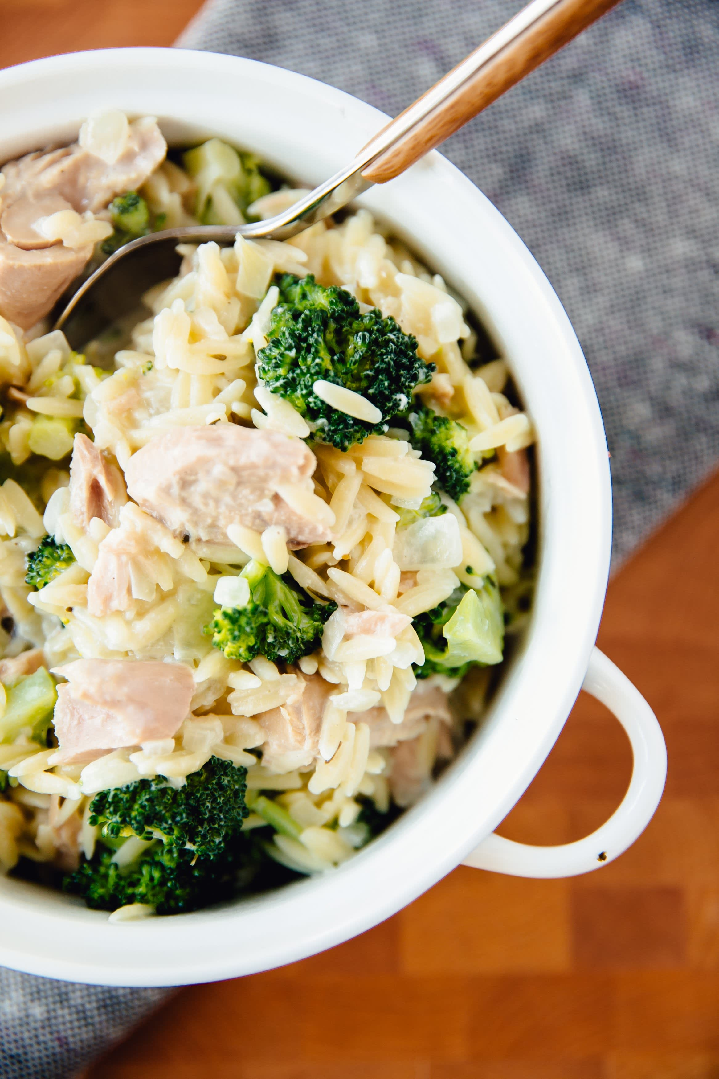 Stovetop Tuna Noodle Casserole