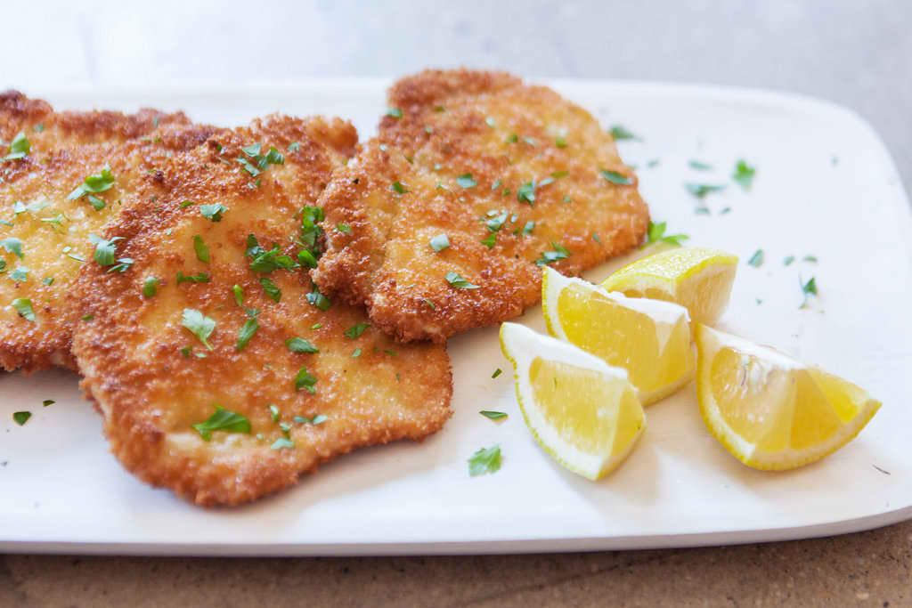 Whats The Difference Between Schnitzel And Wiener Schnitzel Kitchn