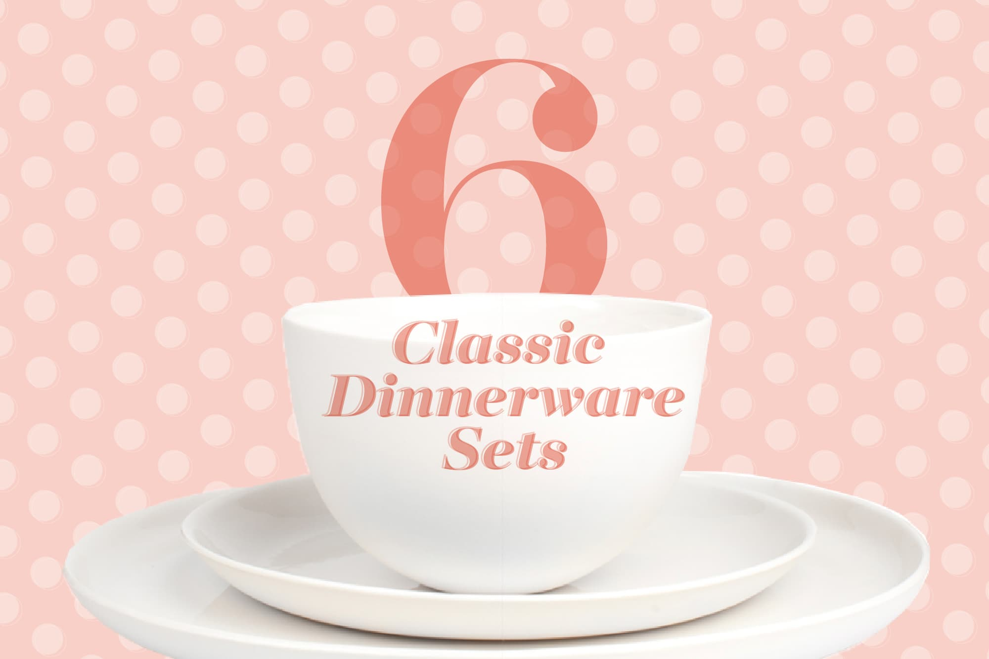 6 Dinnerware Sets That Will Outlast Your Design Whims: gallery image 1