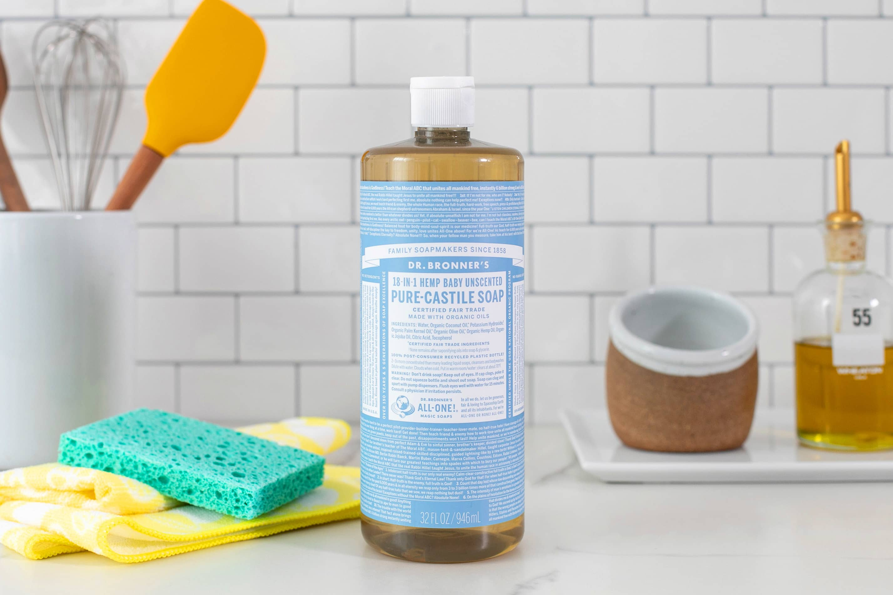What Is Castile Soap and How Does It Work?