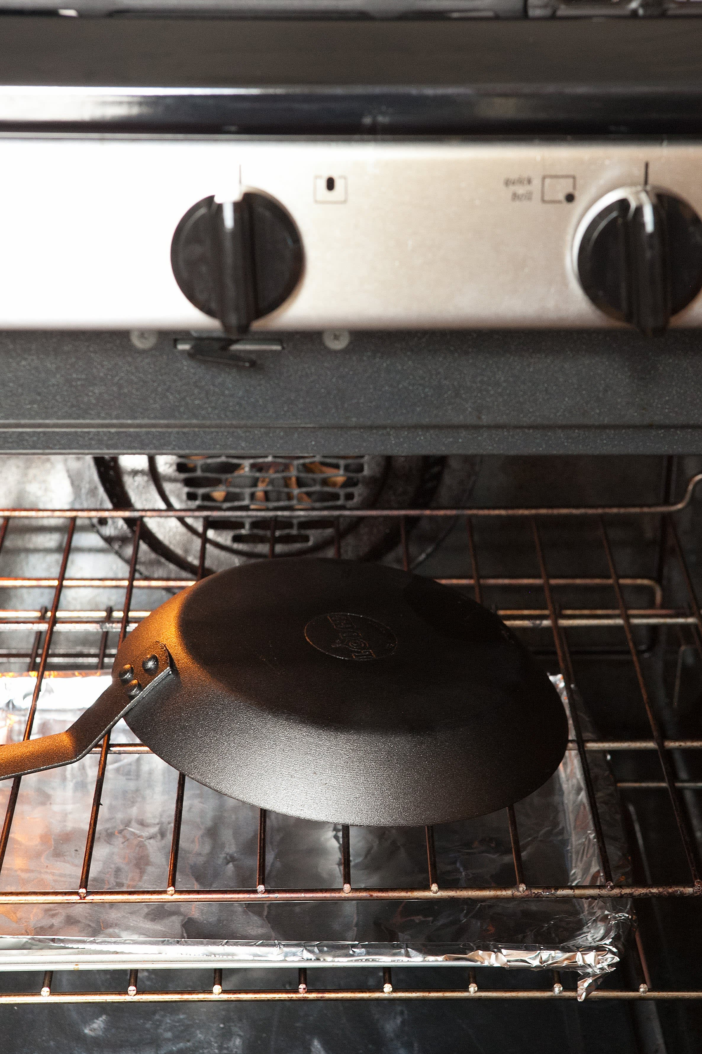 How To Season a Carbon Steel Pan: gallery image 6