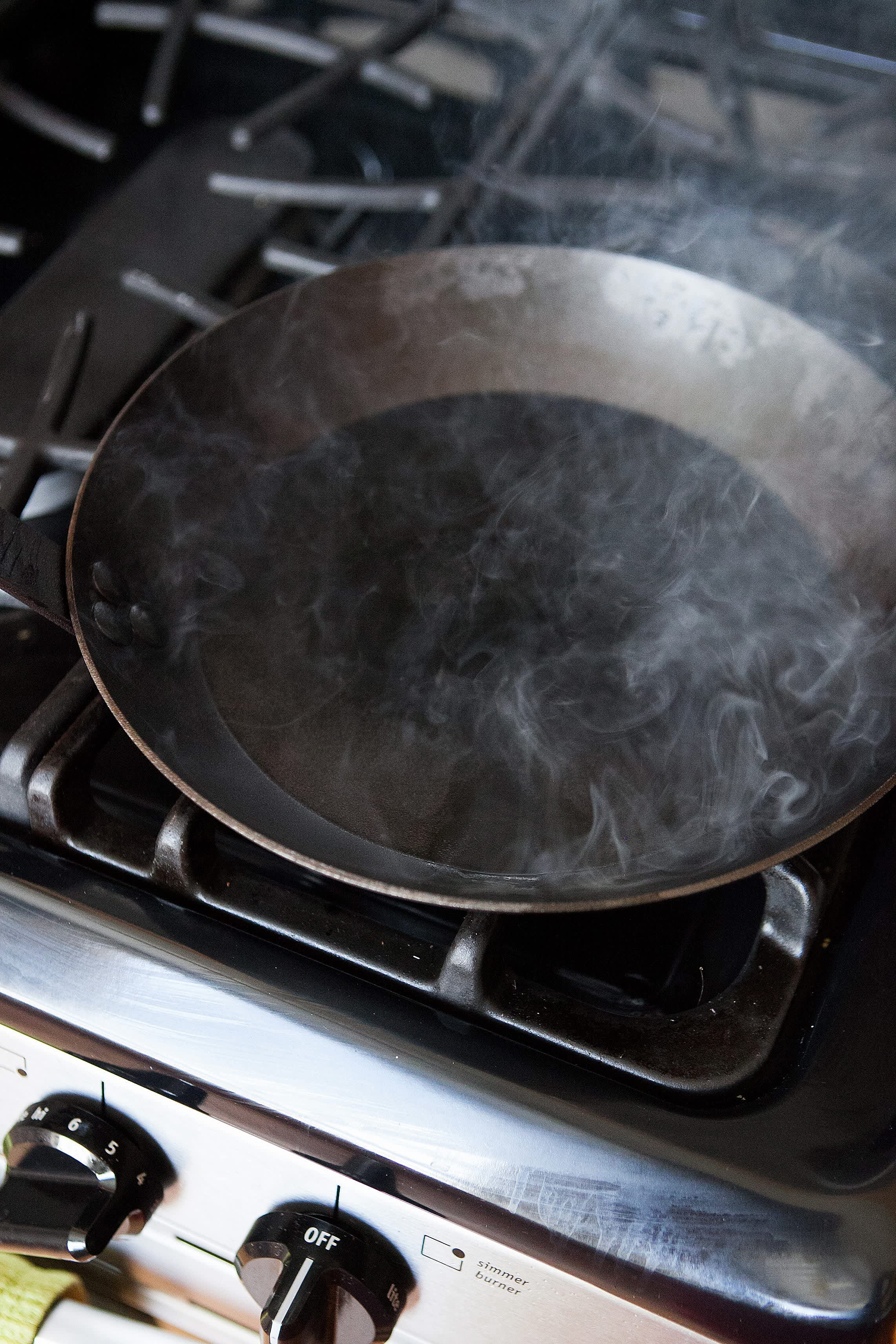 How To Season a Carbon Steel Pan: gallery image 7