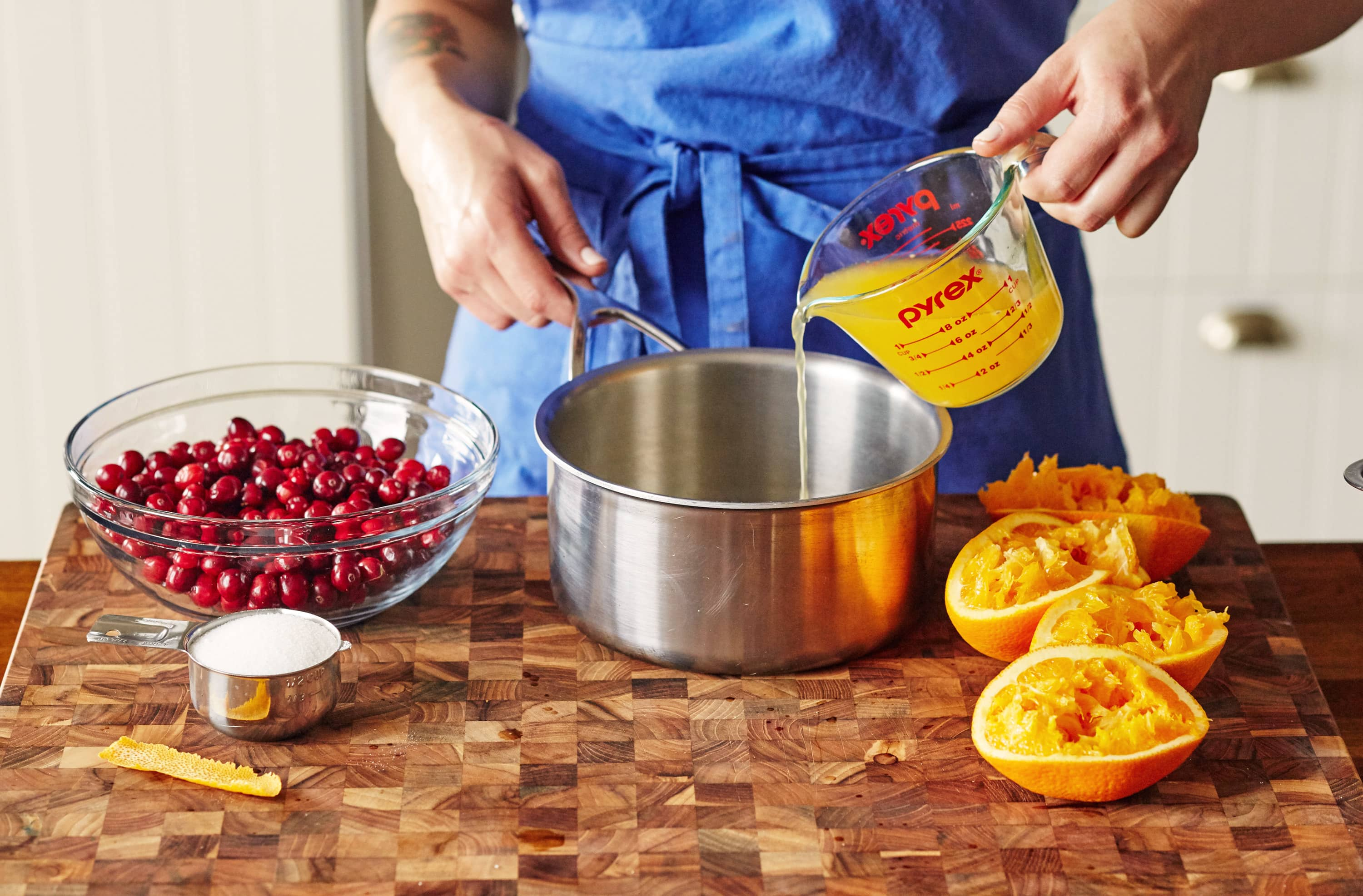 How To Make Cranberry Sauce: The Simplest, Easiest Method: gallery image 1
