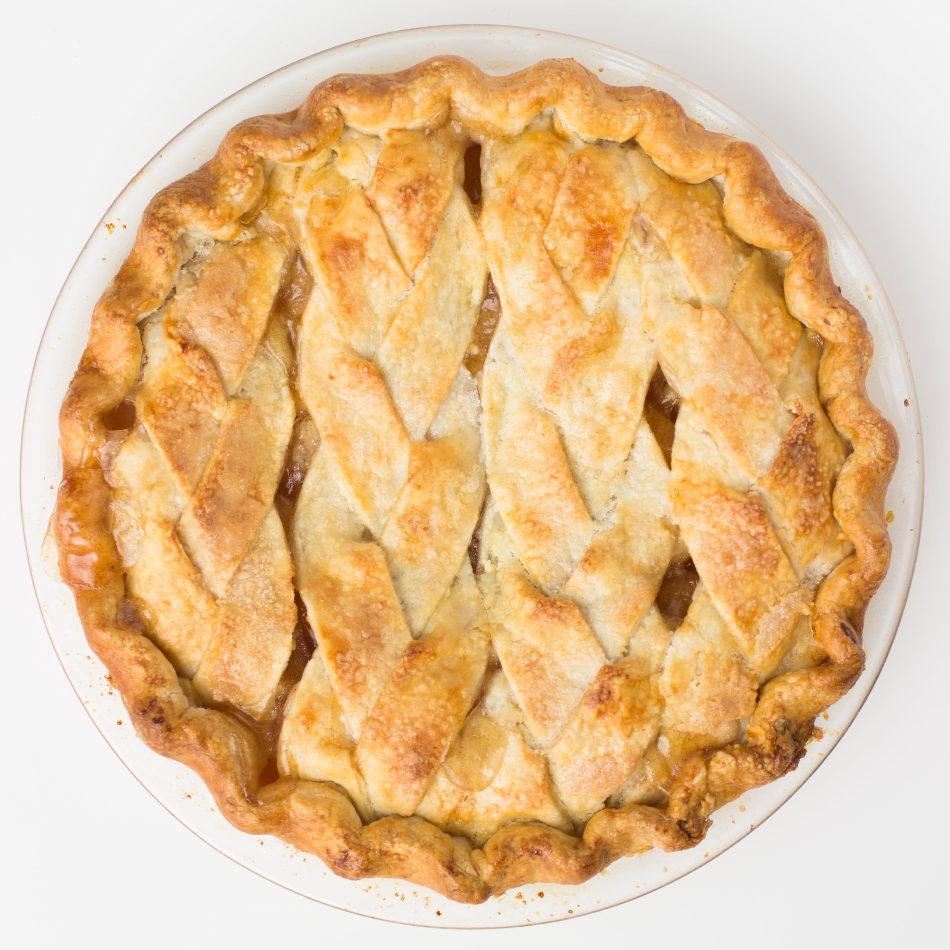 Braided Pie Crust - How to Decorate Pie Crust
