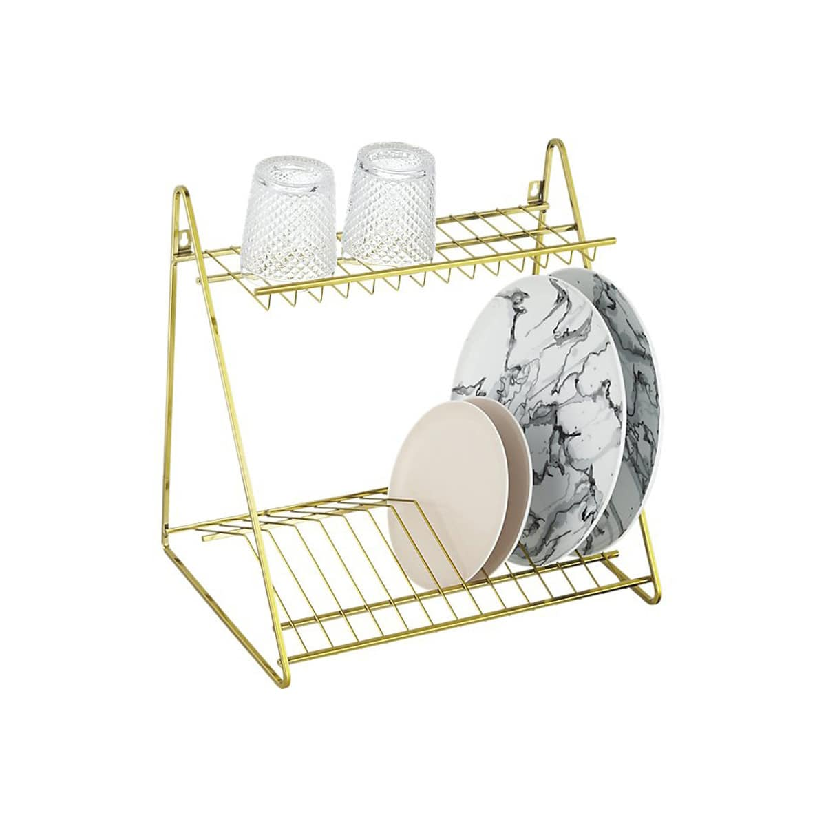 10 Dish Drying Racks That Are Better than a Tea Towel: gallery image 3