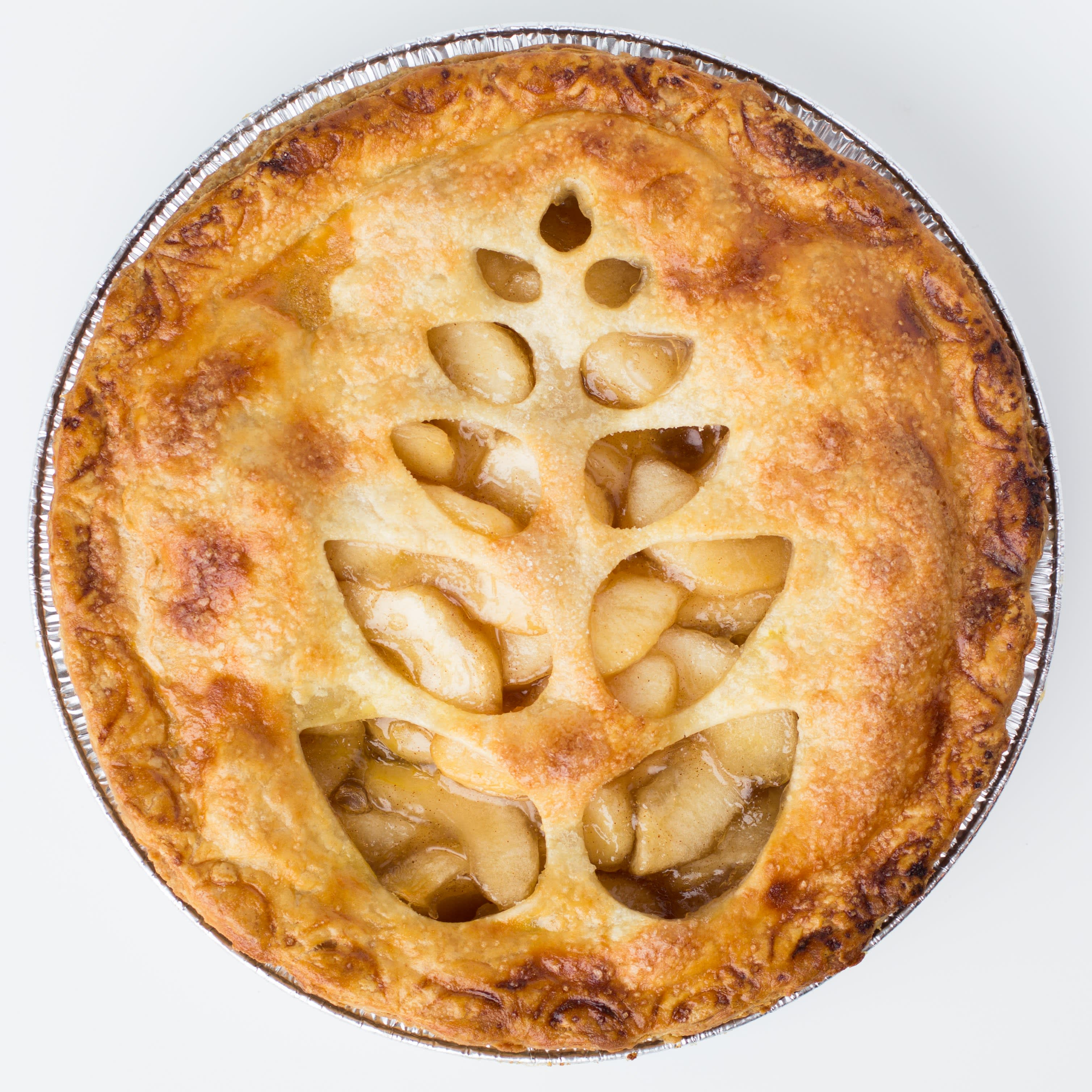 Cut Out Pie Crust - How to Decorate a Pie
