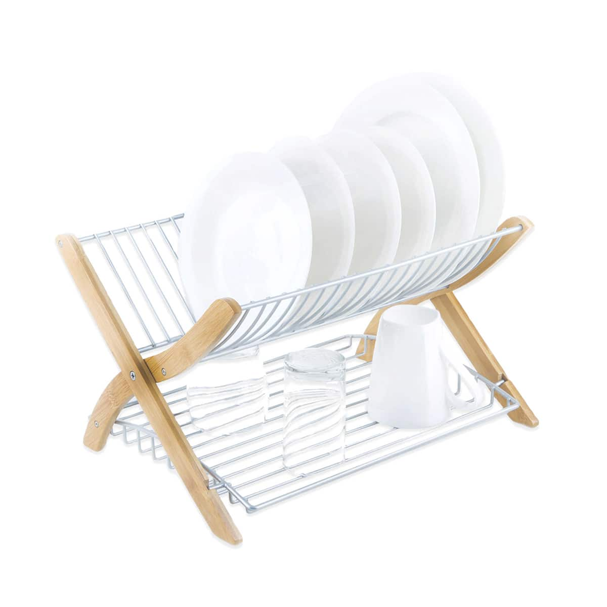 10 Dish Drying Racks That Are Better than a Tea Towel: gallery image 6