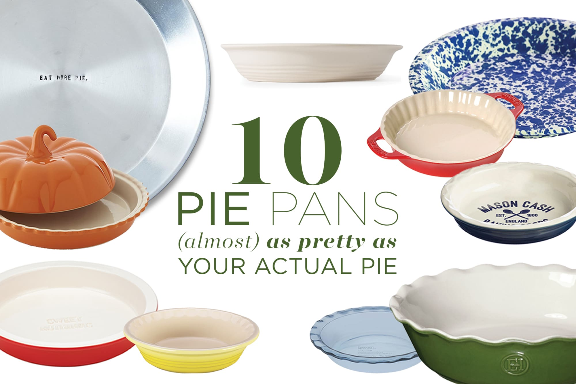 10 Pie Pans Almost as Pretty as Your Actual Pie: gallery image 1