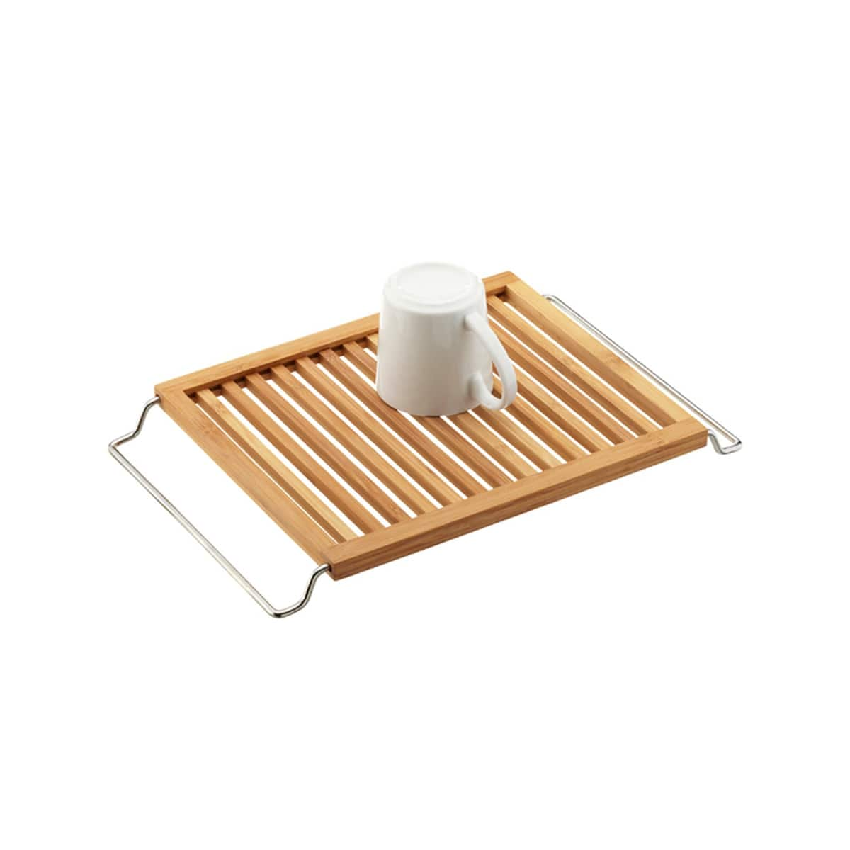 10 Dish Drying Racks That Are Better than a Tea Towel: gallery image 4