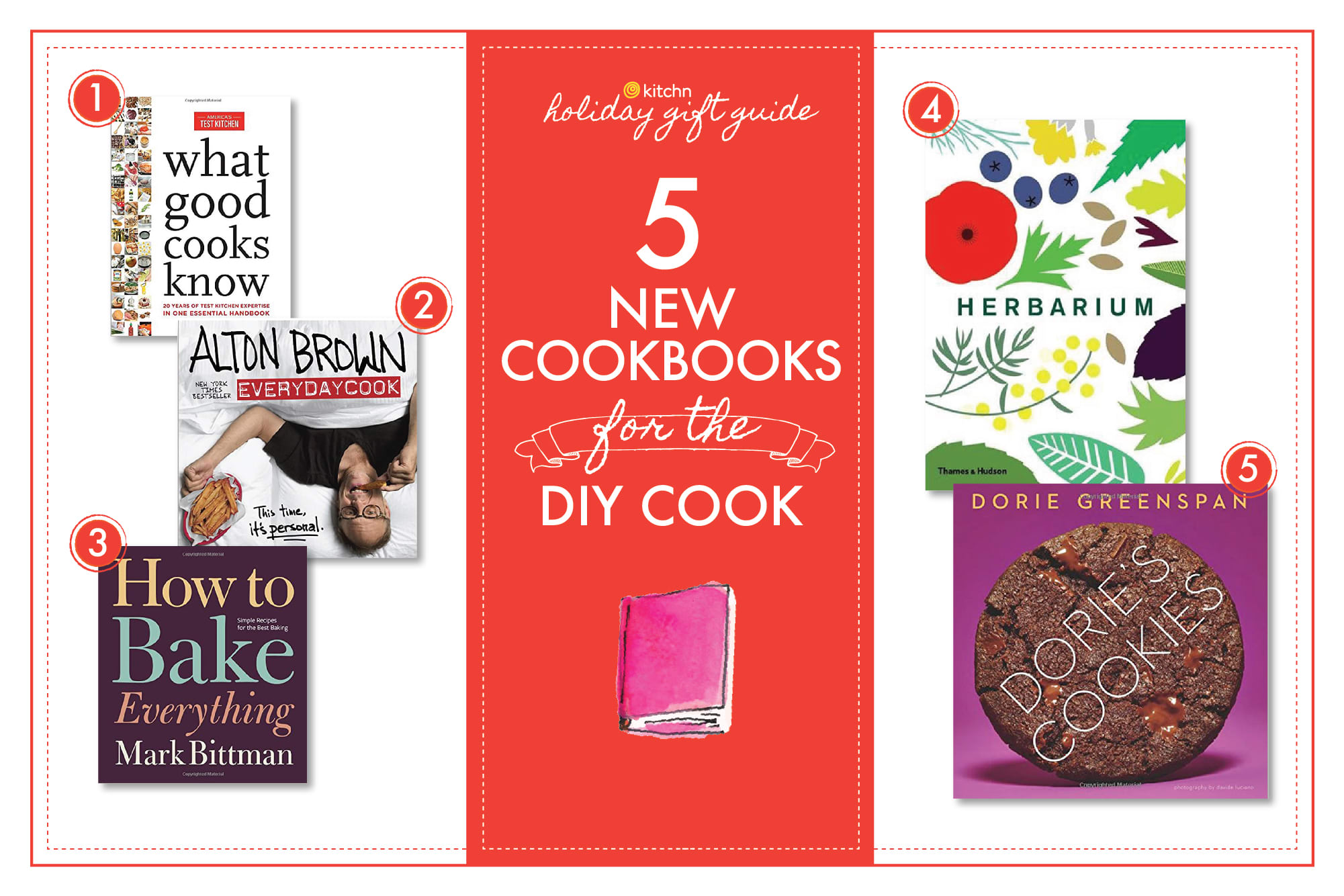 5 New Cookbooks for the Smartest Cook in Your Life: gallery image 1