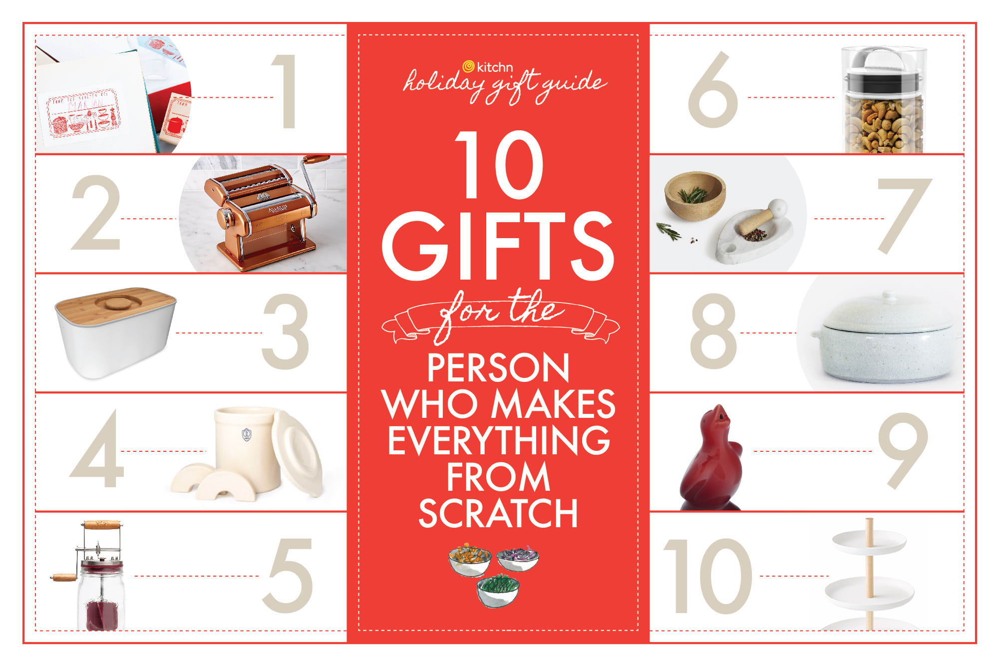 10 Gifts for the Person Who Makes Everything from Scratch: gallery image 1