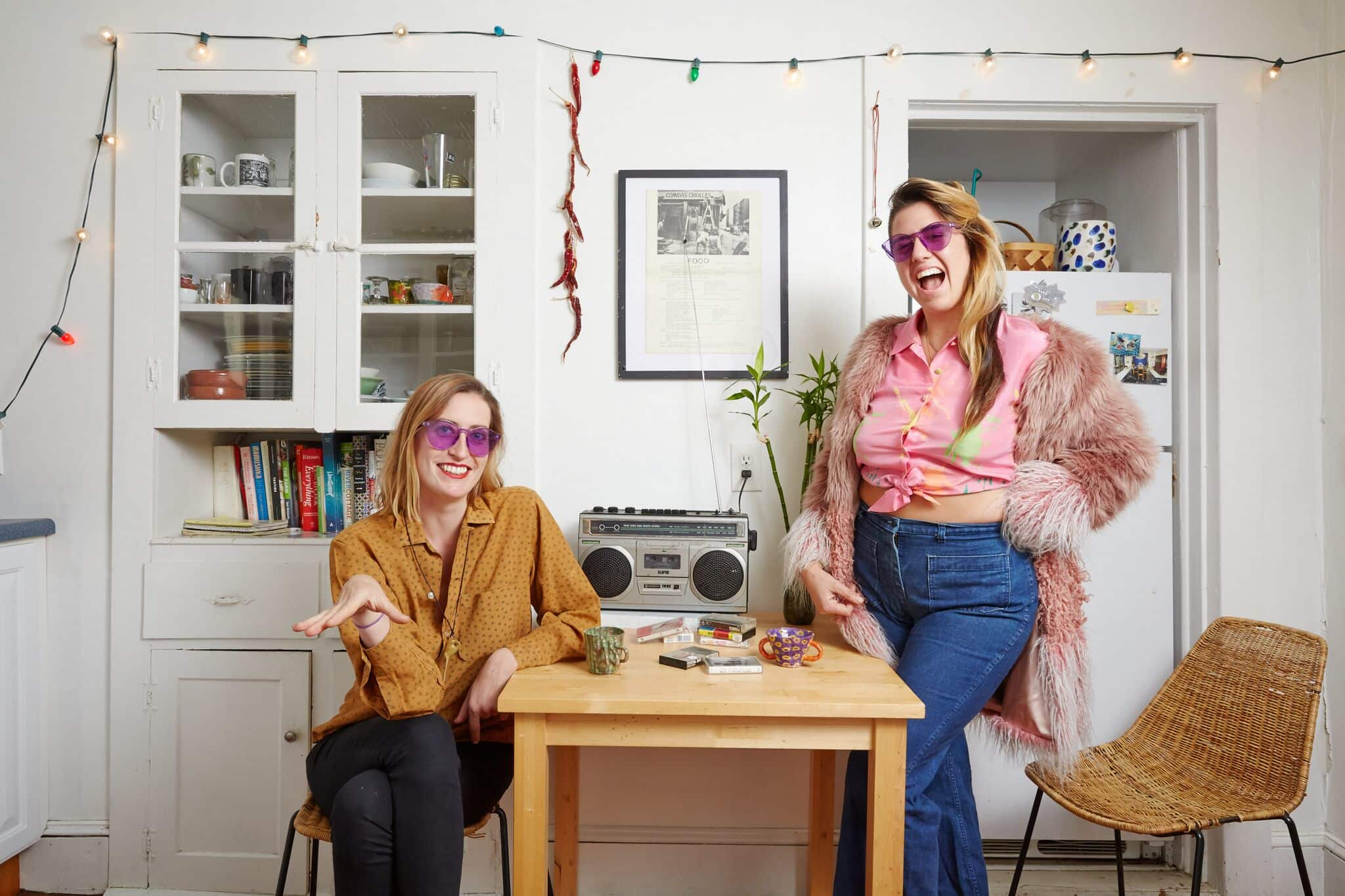 ef49ff8f88 At Home in Hudson with Artist-Chefs Hannah Black and Carla Perez-Gallardo of
