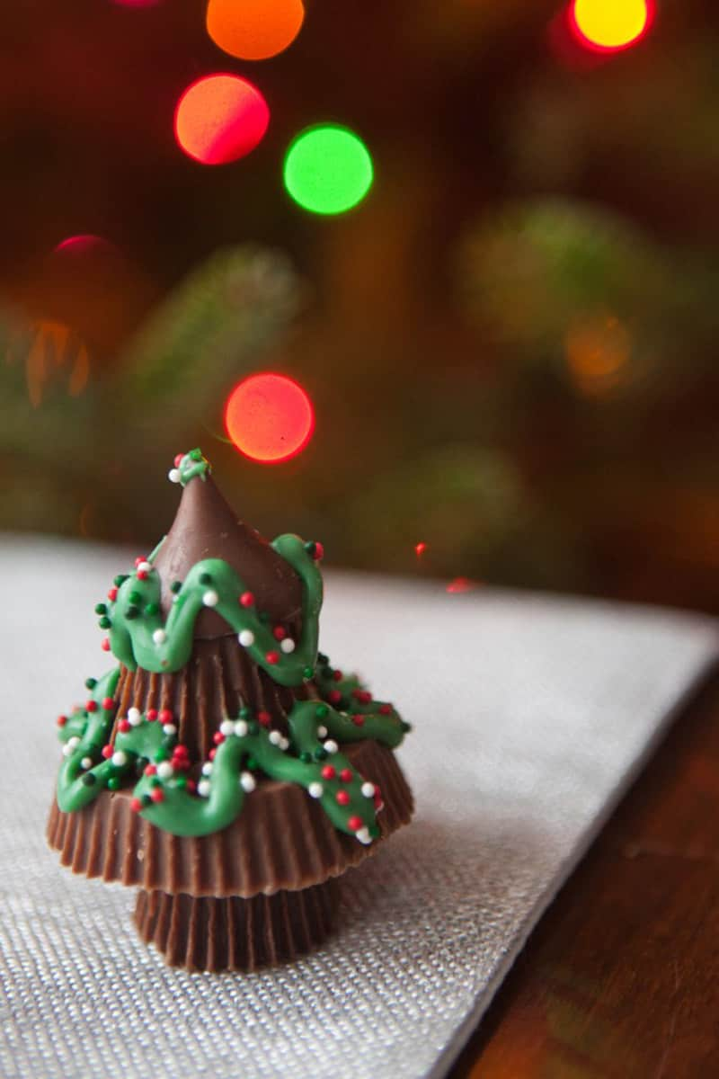 Peanut Butter Cup Tree