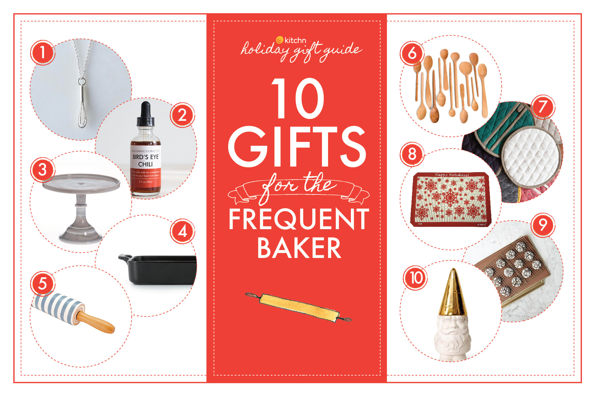 10 Gifts for the Cook Who Loves to Bake: gallery image 1
