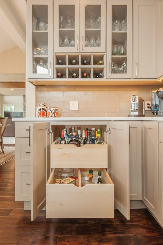 15 Ingenious Ways to Create a More Organized Kitchen: gallery image 2
