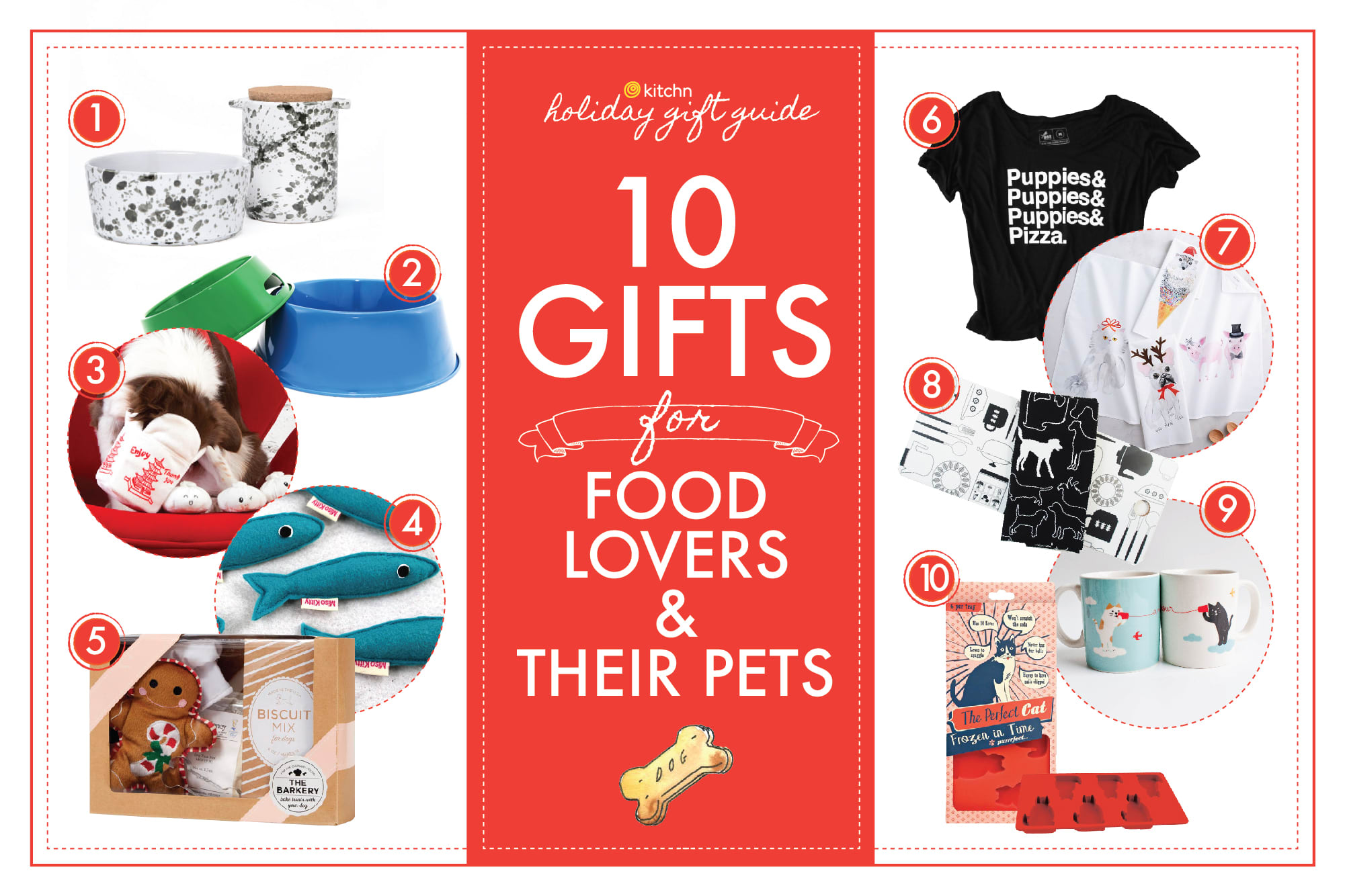 10 Gifts for Food-Lovers and Their Pets: gallery image 1