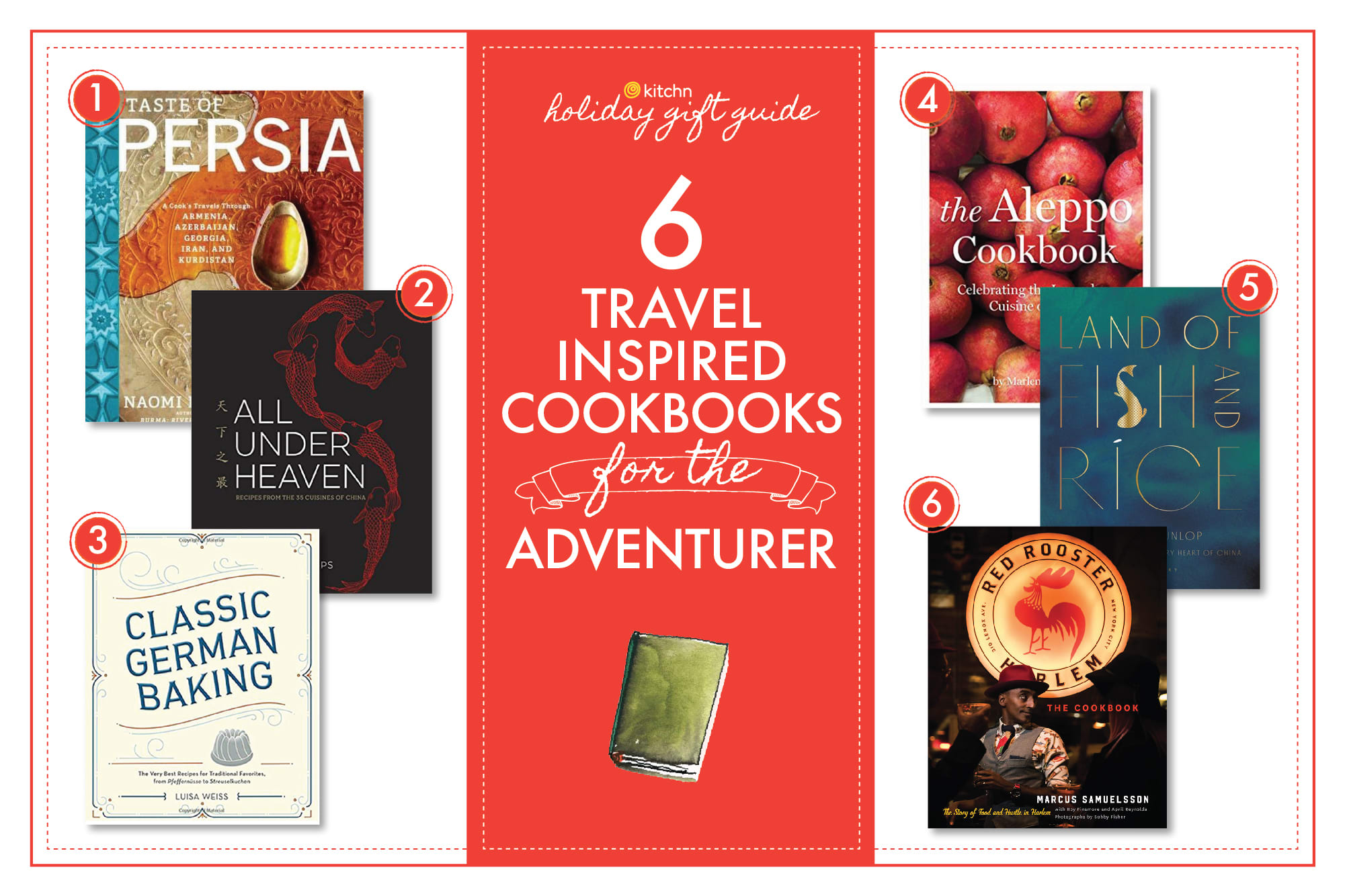 6 Travel-Inspired Cookbooks for the Adventurous Cook: gallery image 1