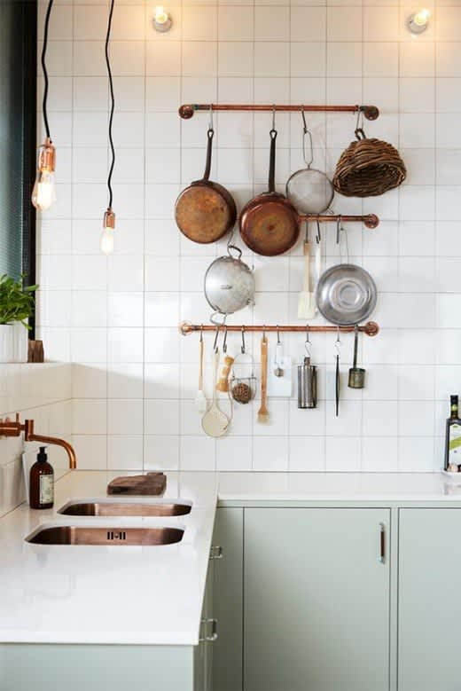 15 Ingenious Ways to Create a More Organized Kitchen: gallery image 12