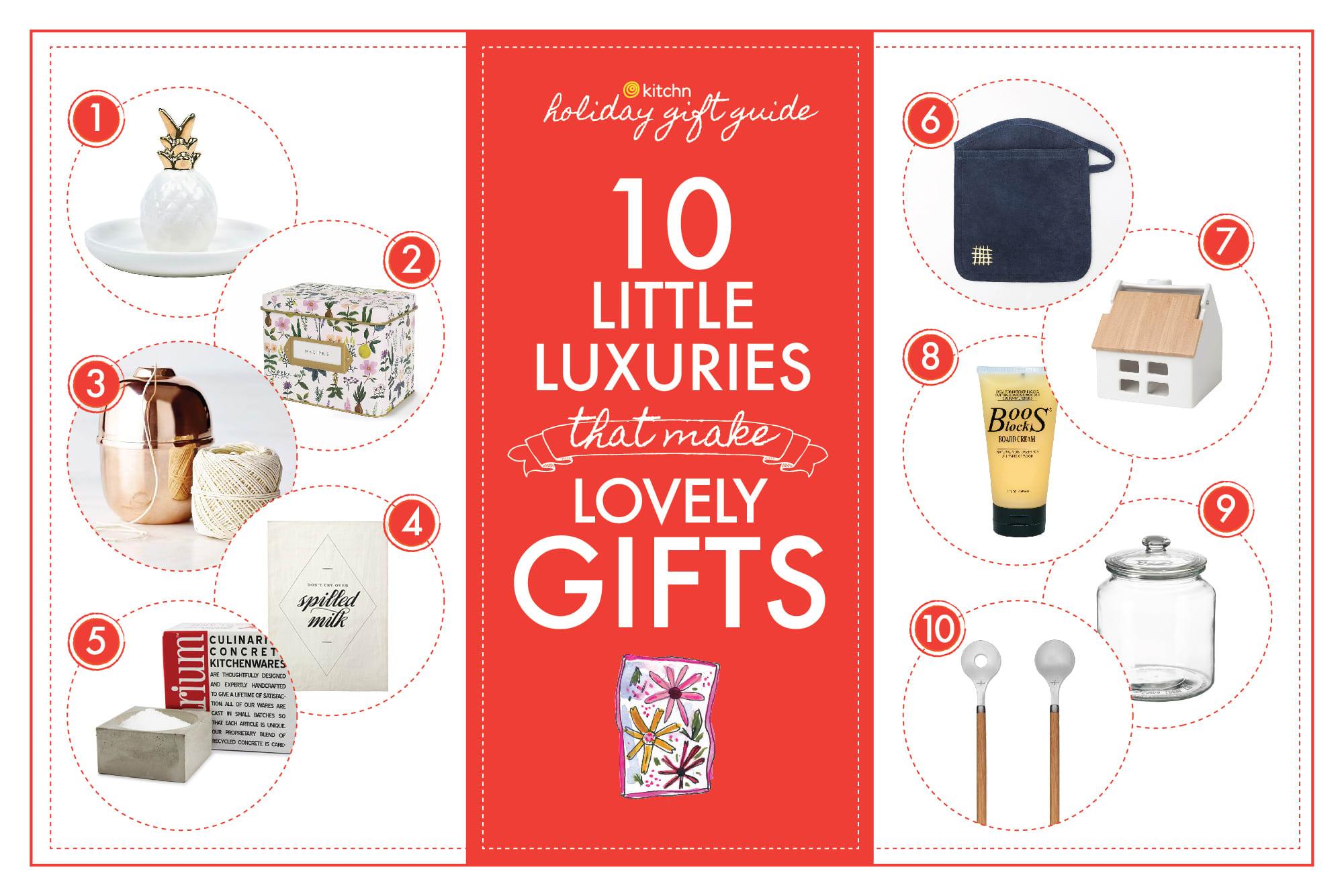 10 Little Luxuries That Make Lovely Gifts: gallery image 1