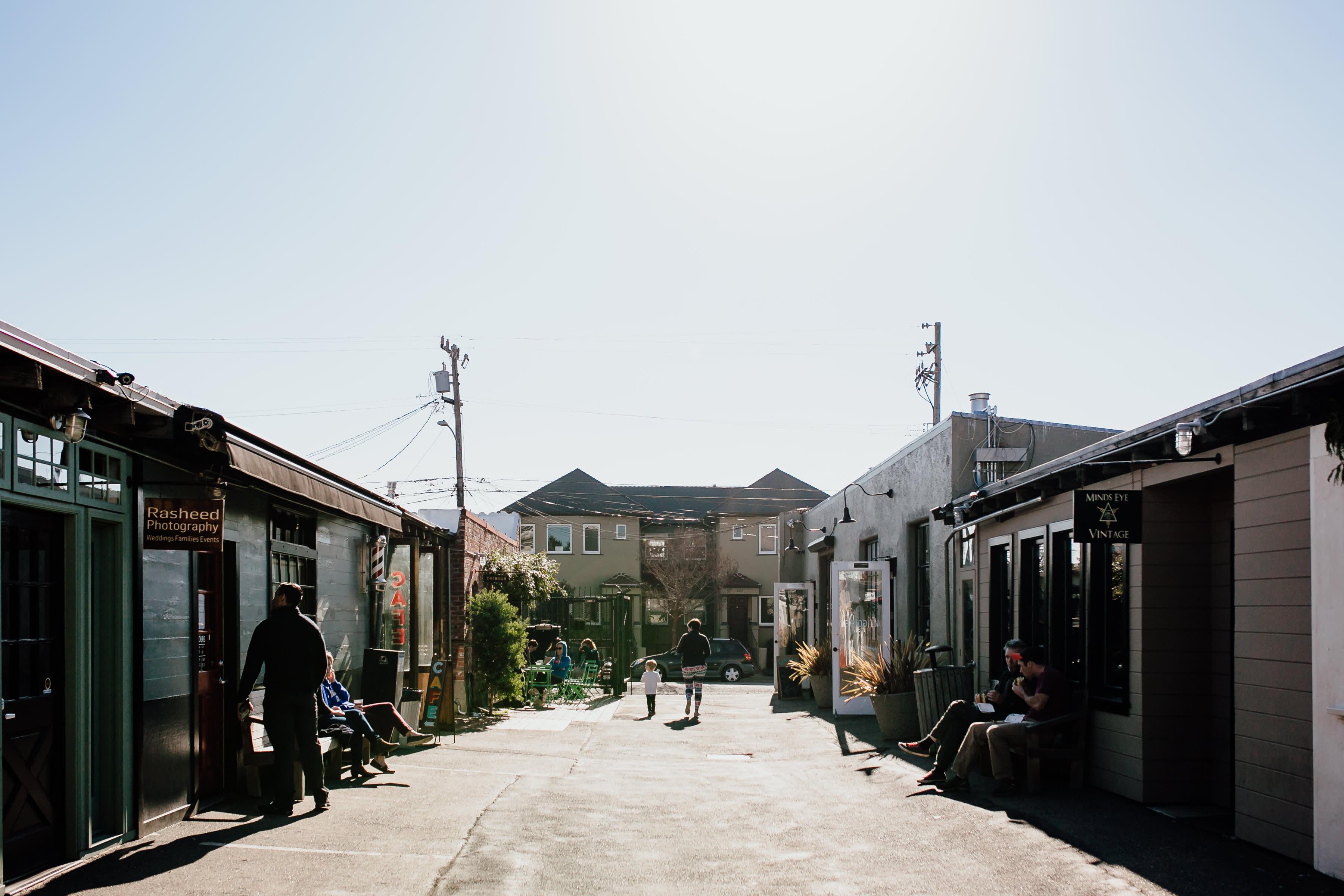 A Neighborhood Walk in Oakland: Temescal to Rockridge: gallery image 5