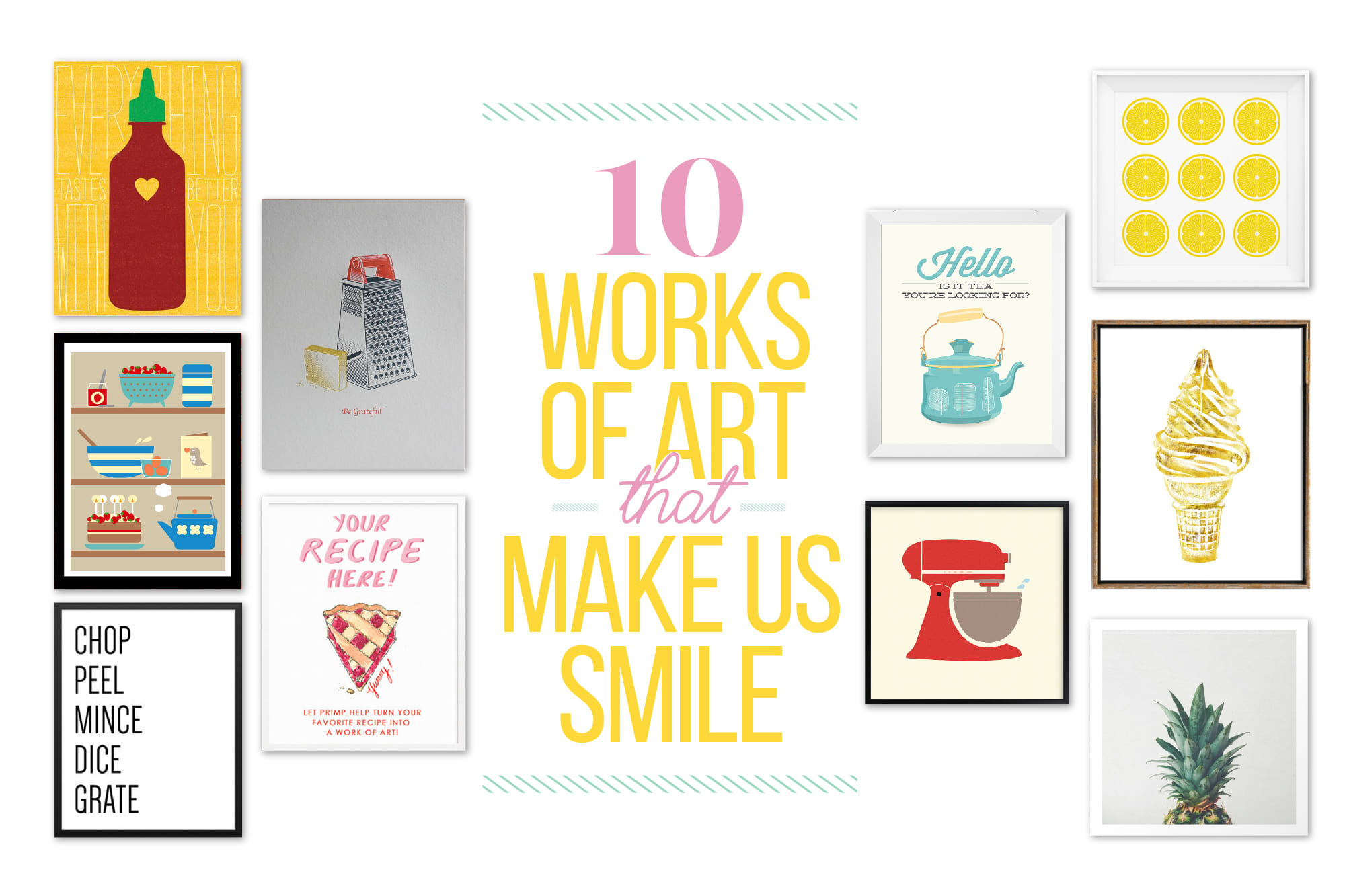10 Works of Art That Make Us Smile: gallery image 1