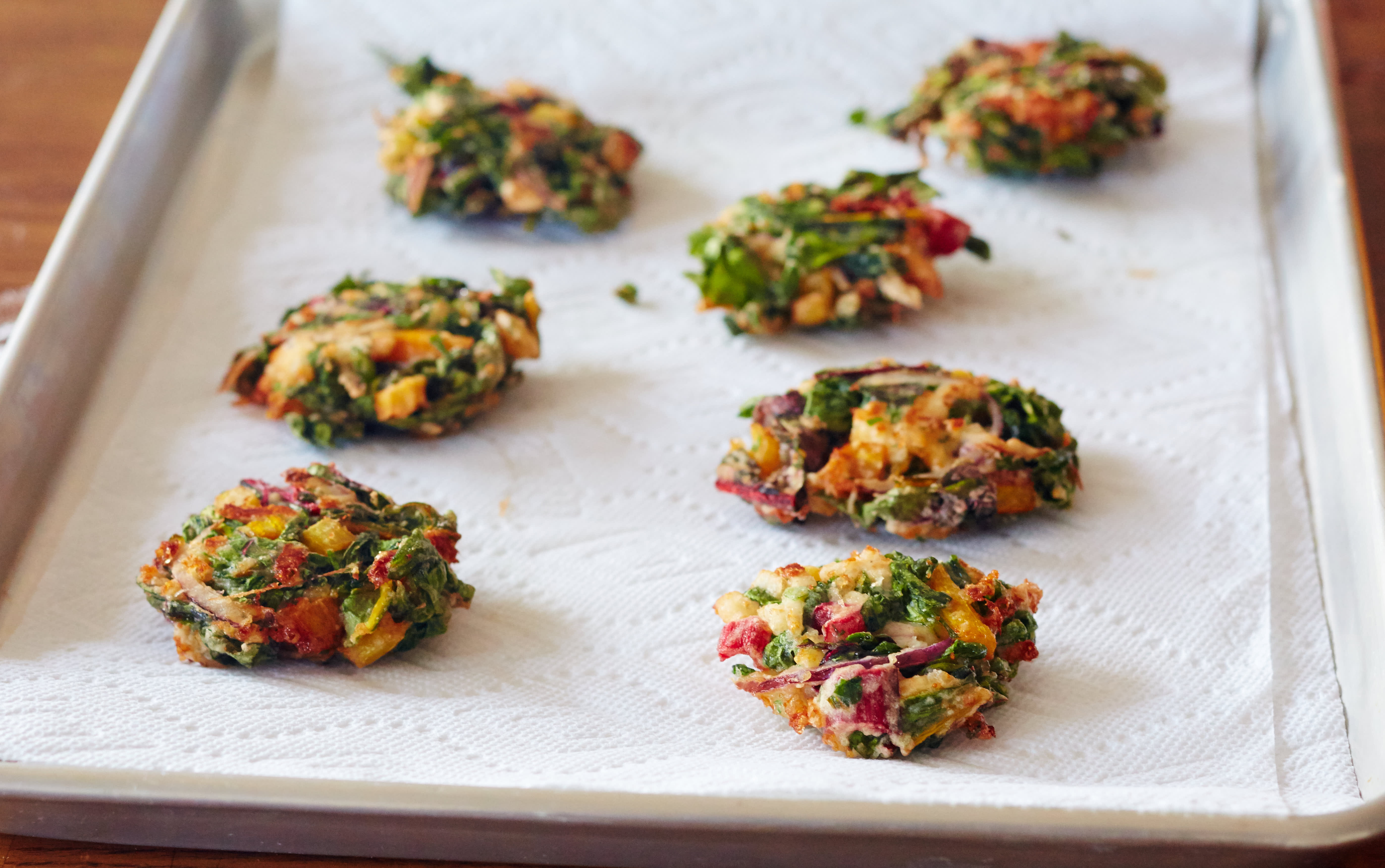 How To Make Fritters Out of Any Vegetable: gallery image 10