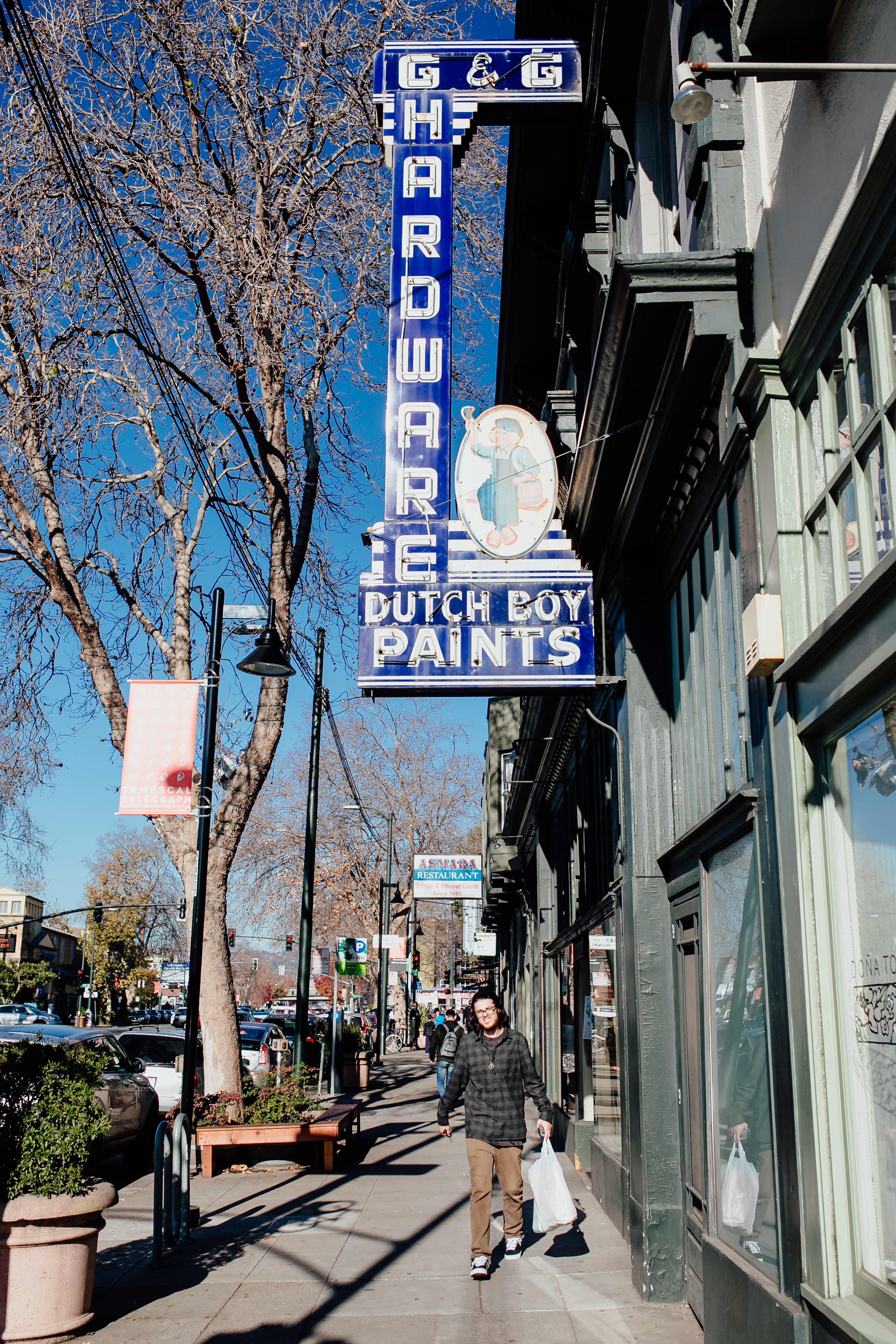 A Neighborhood Walk in Oakland: Temescal to Rockridge: gallery image 14