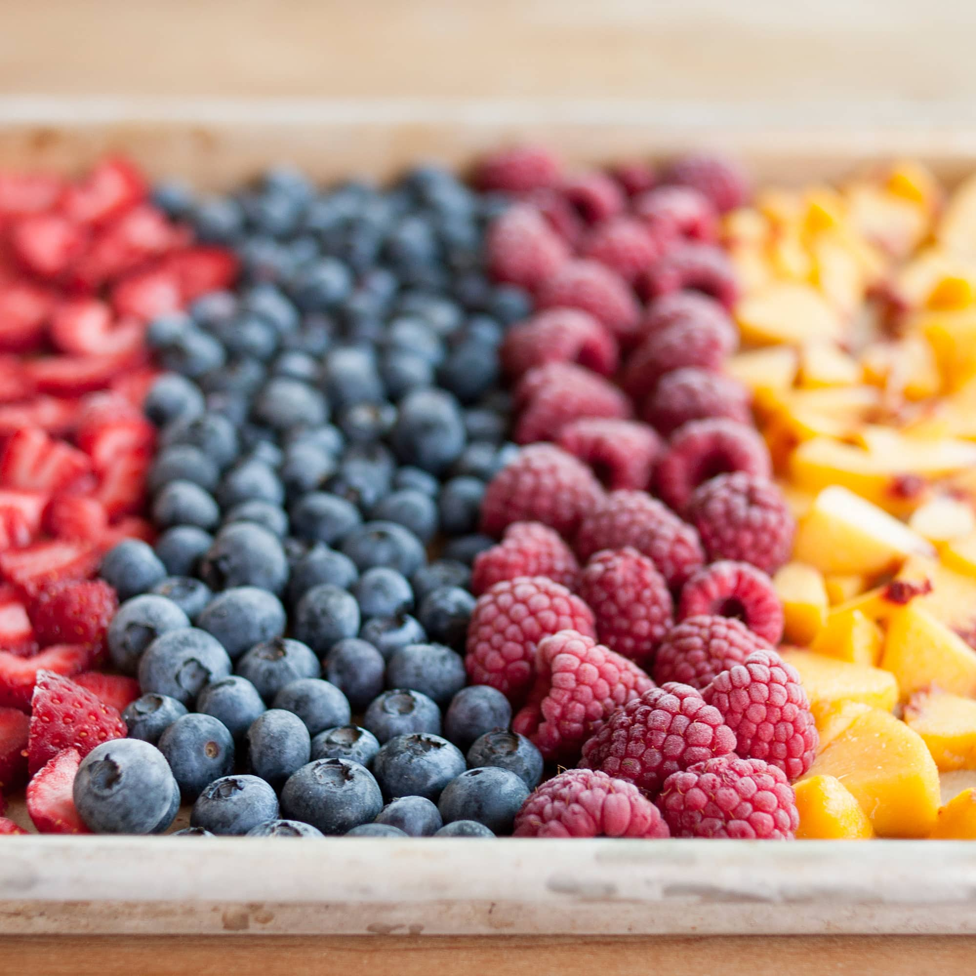 How To Freeze Fresh Summer Fruit