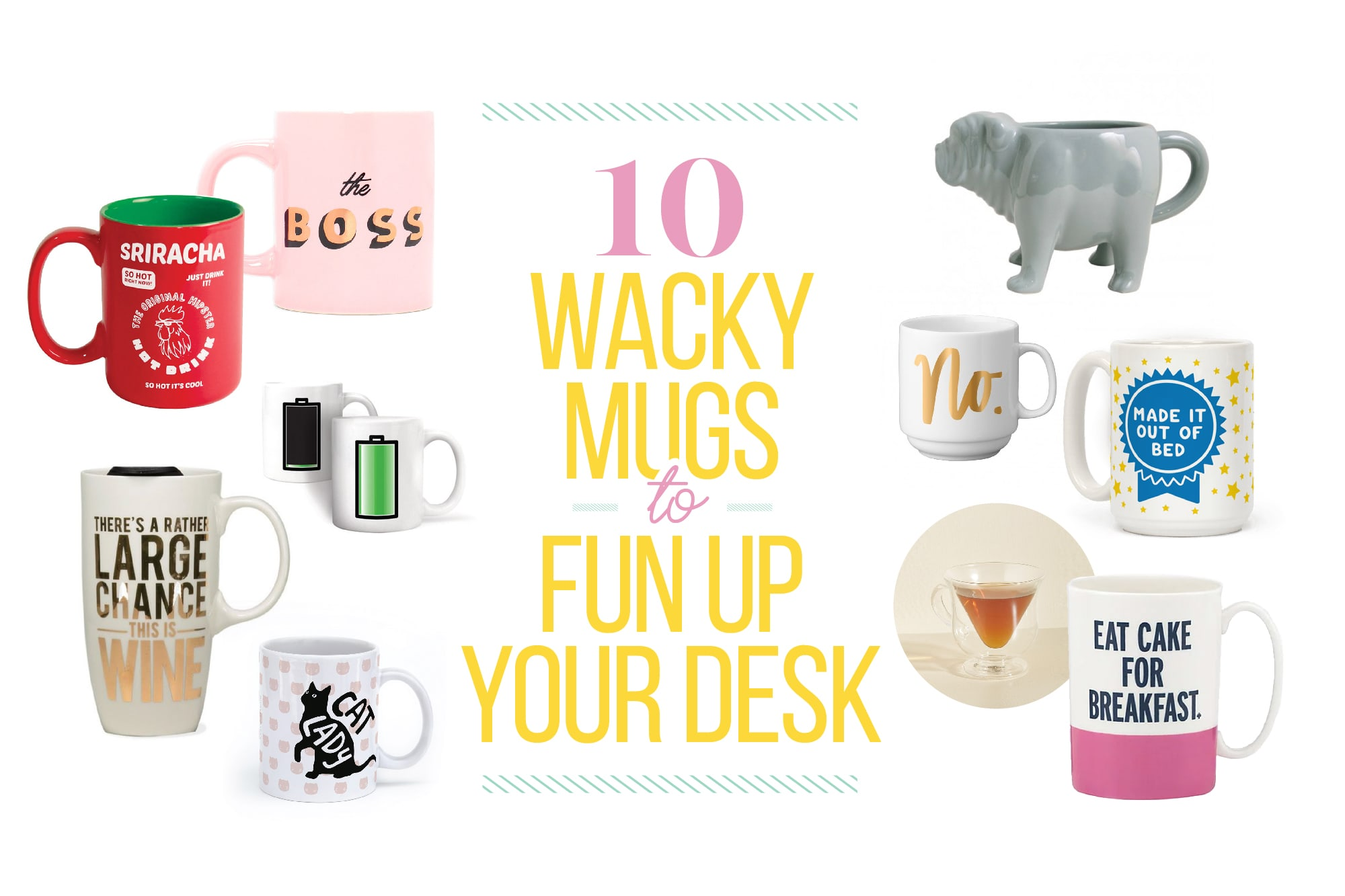 10 Wacky Mugs to Fun Up Your Desk: gallery image 1