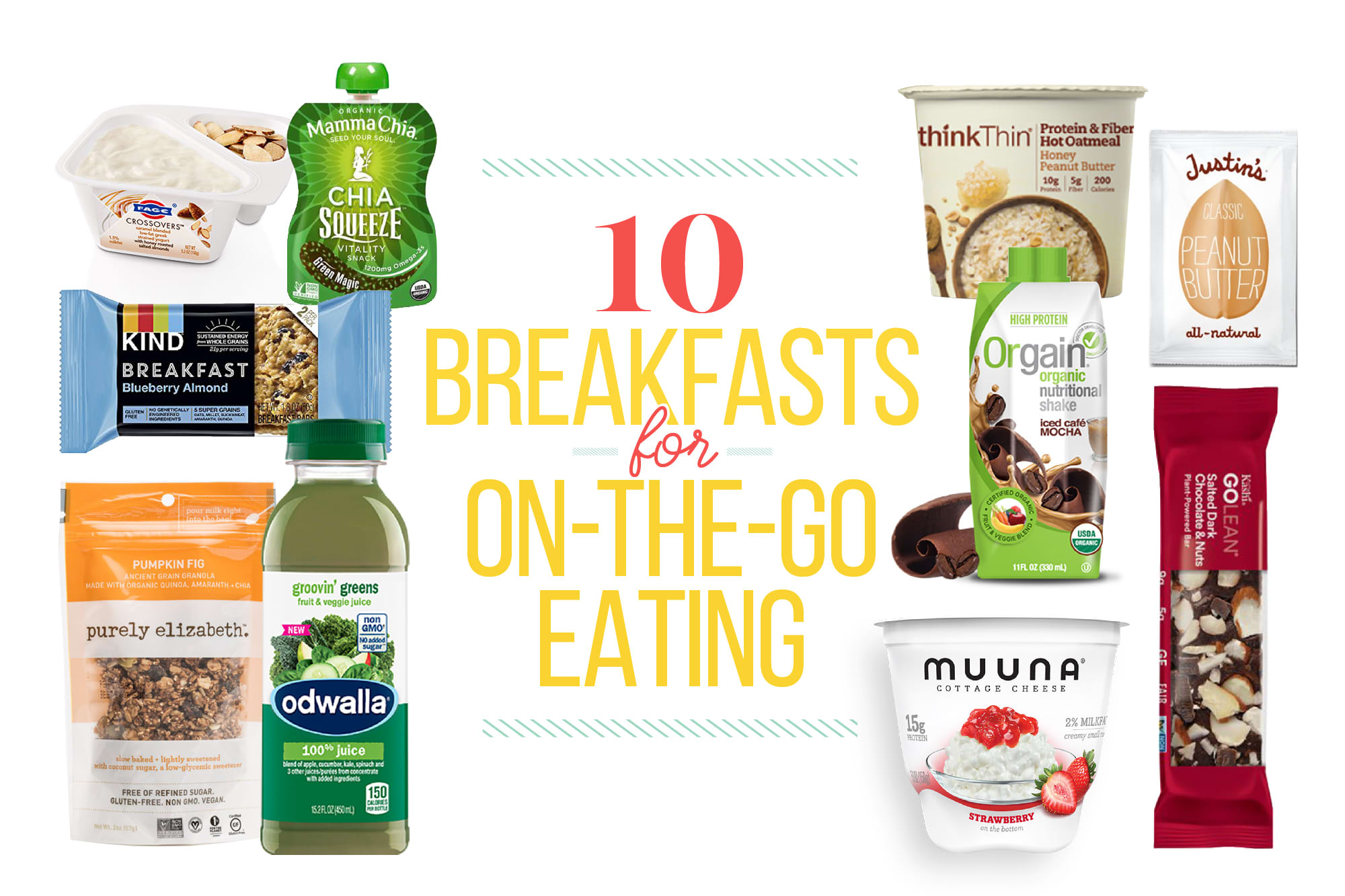 10 Grocery Store Finds for Grab-and-Go Breakfasts: gallery image 1