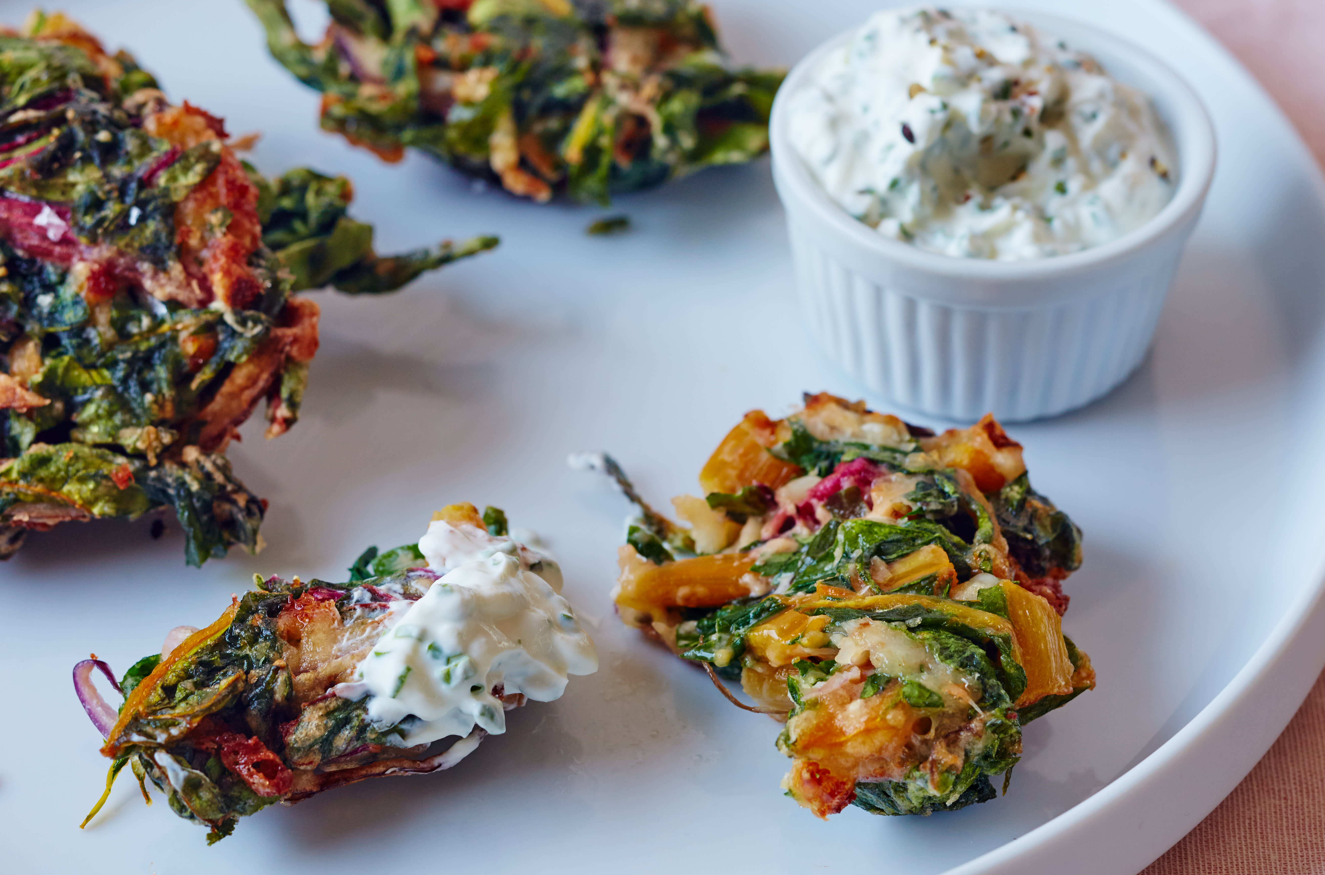 How To Make Fritters Out of Any Vegetable: gallery image 11