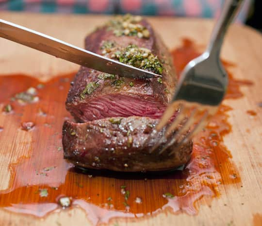 The Very First Thing You Should Do When Cooking Steak: gallery image 6