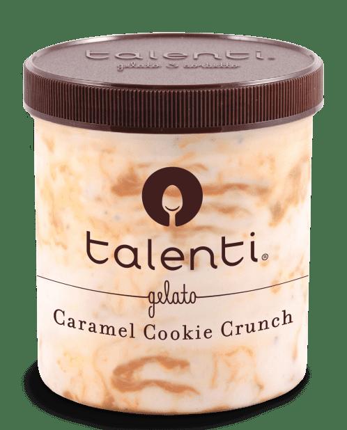 Caramel Cookie Crunch