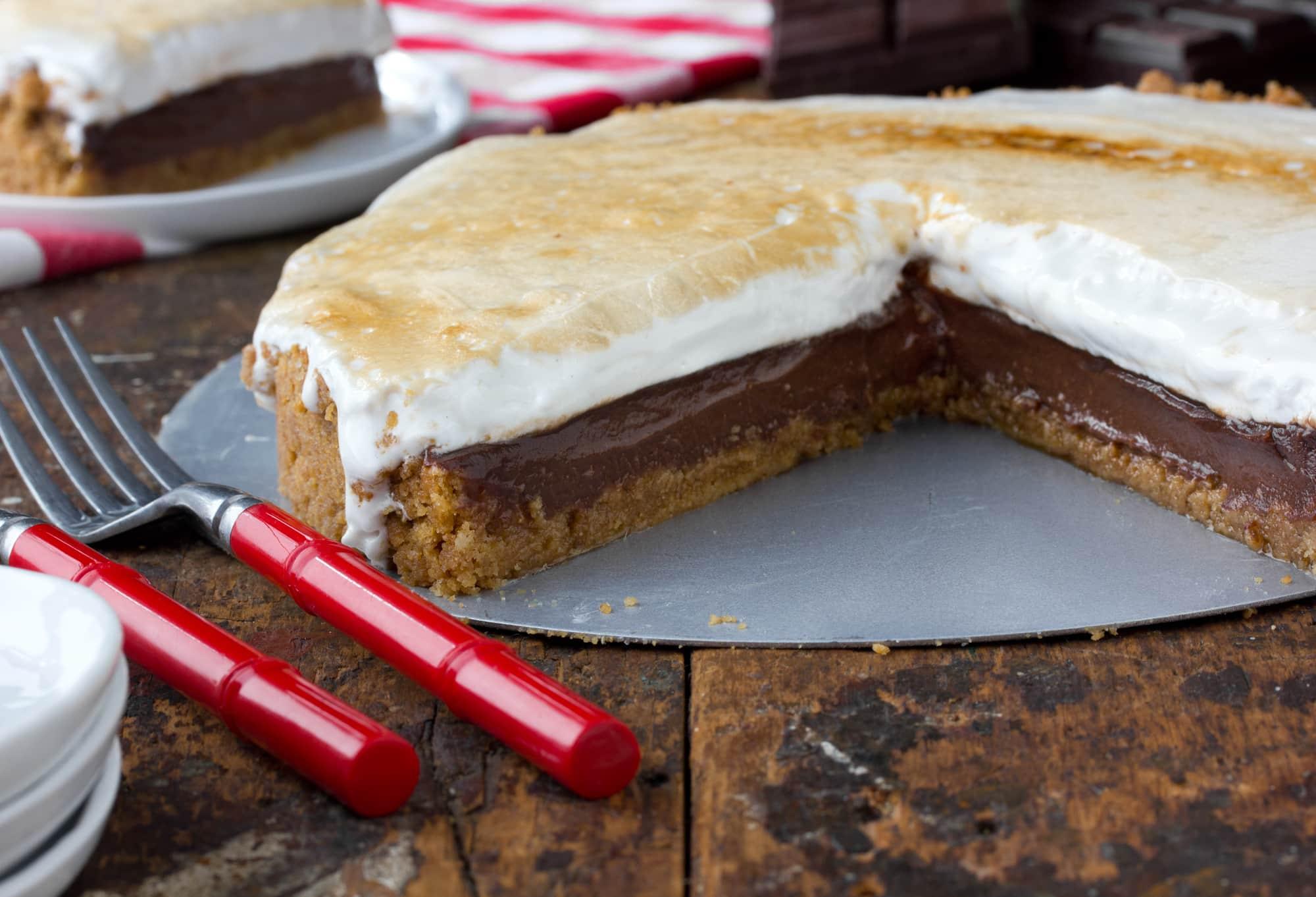 Recipe: S'mores Pie