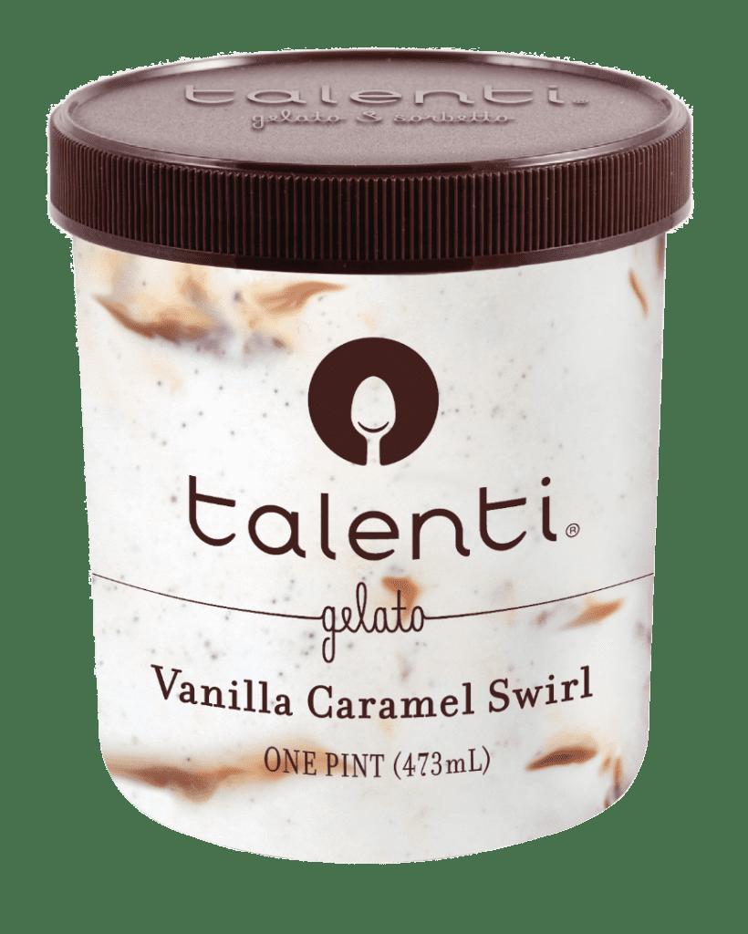 Vanilla Caramel Swirl