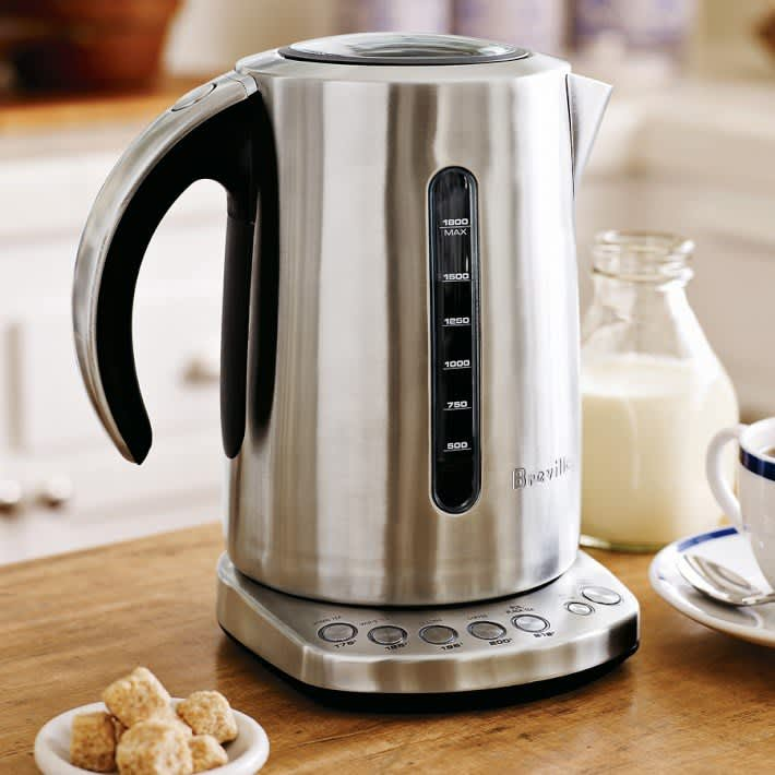 Breville Variable-Temperature Tea & Coffee Kettle