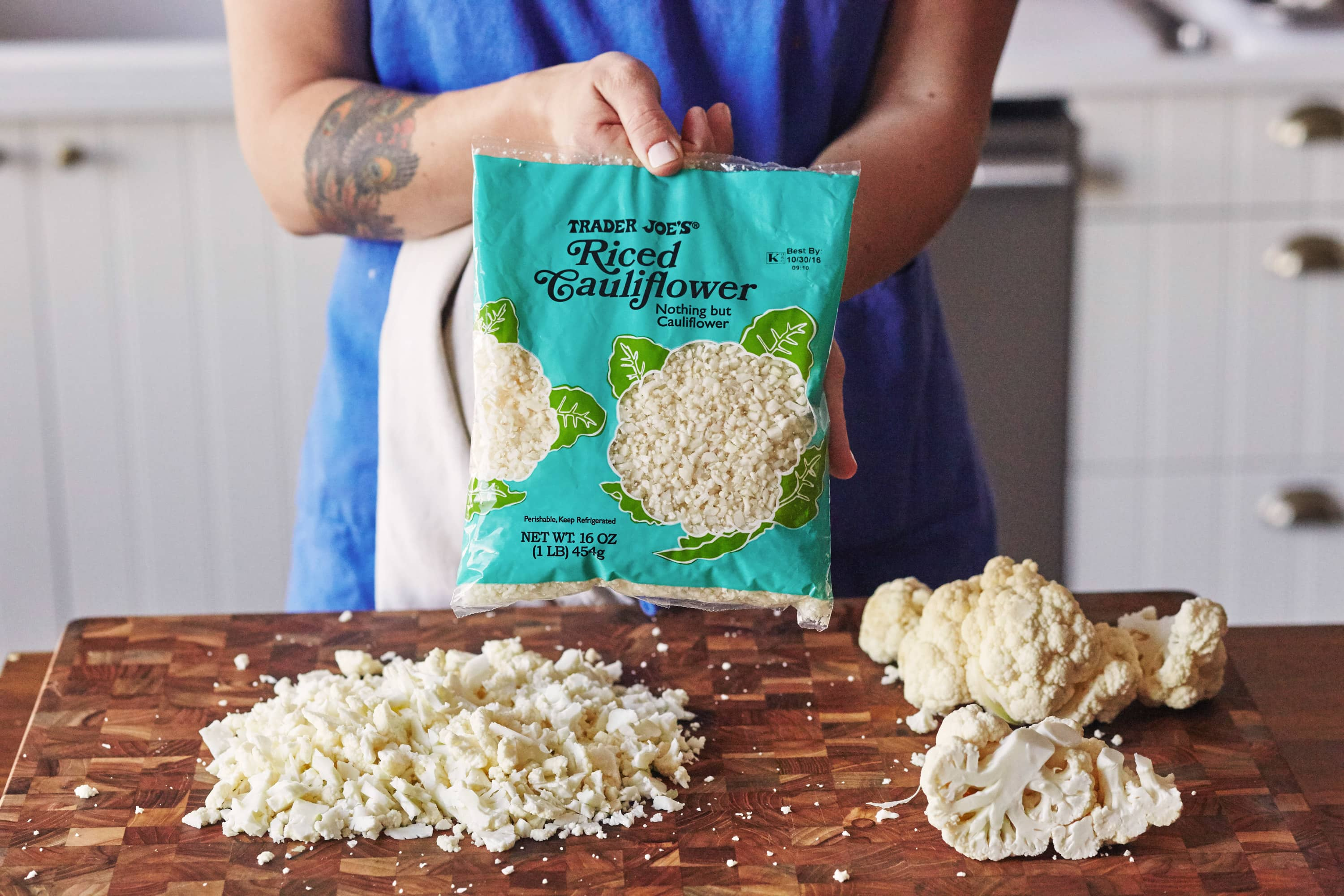 Our Favorite Trader Joe's Items That Save Us Time in the Kitchen
