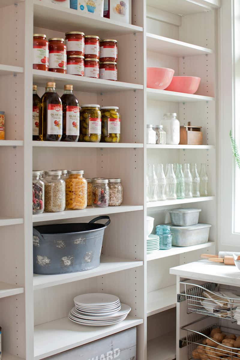 Jillian Harris pantry