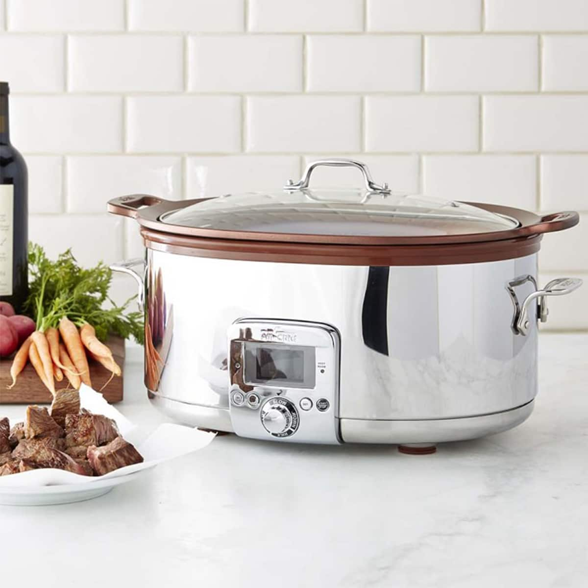 The 5 Prettiest Slow Cookers You Can Buy: gallery image 1