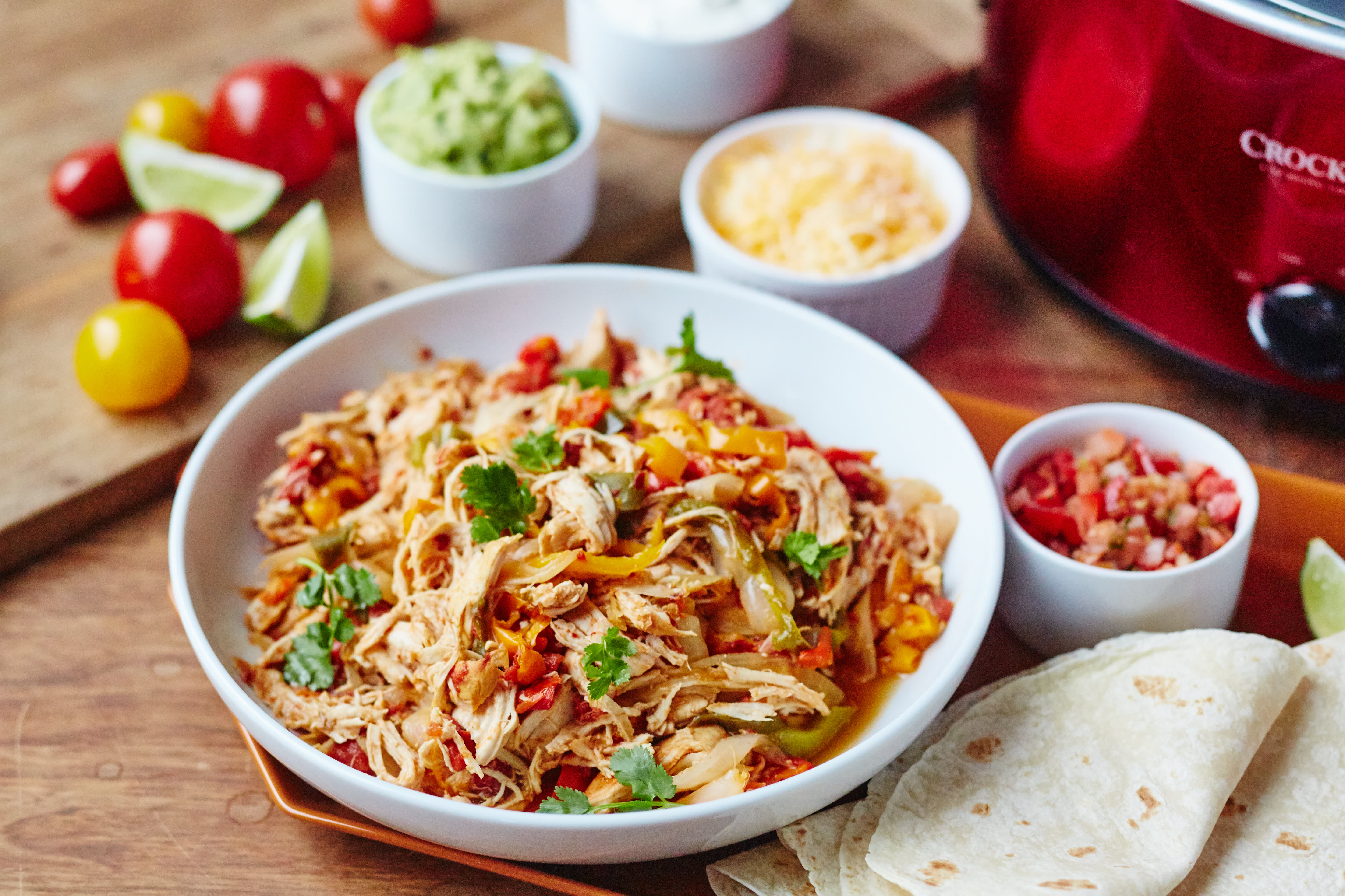 17 Easy Slow Cooker Chicken Dinners to Add to Your Meal Plan