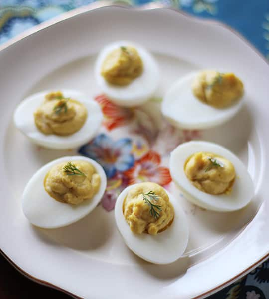 You Can (and Should) Make Your Deviled Eggs Ahead of Time: gallery image 3