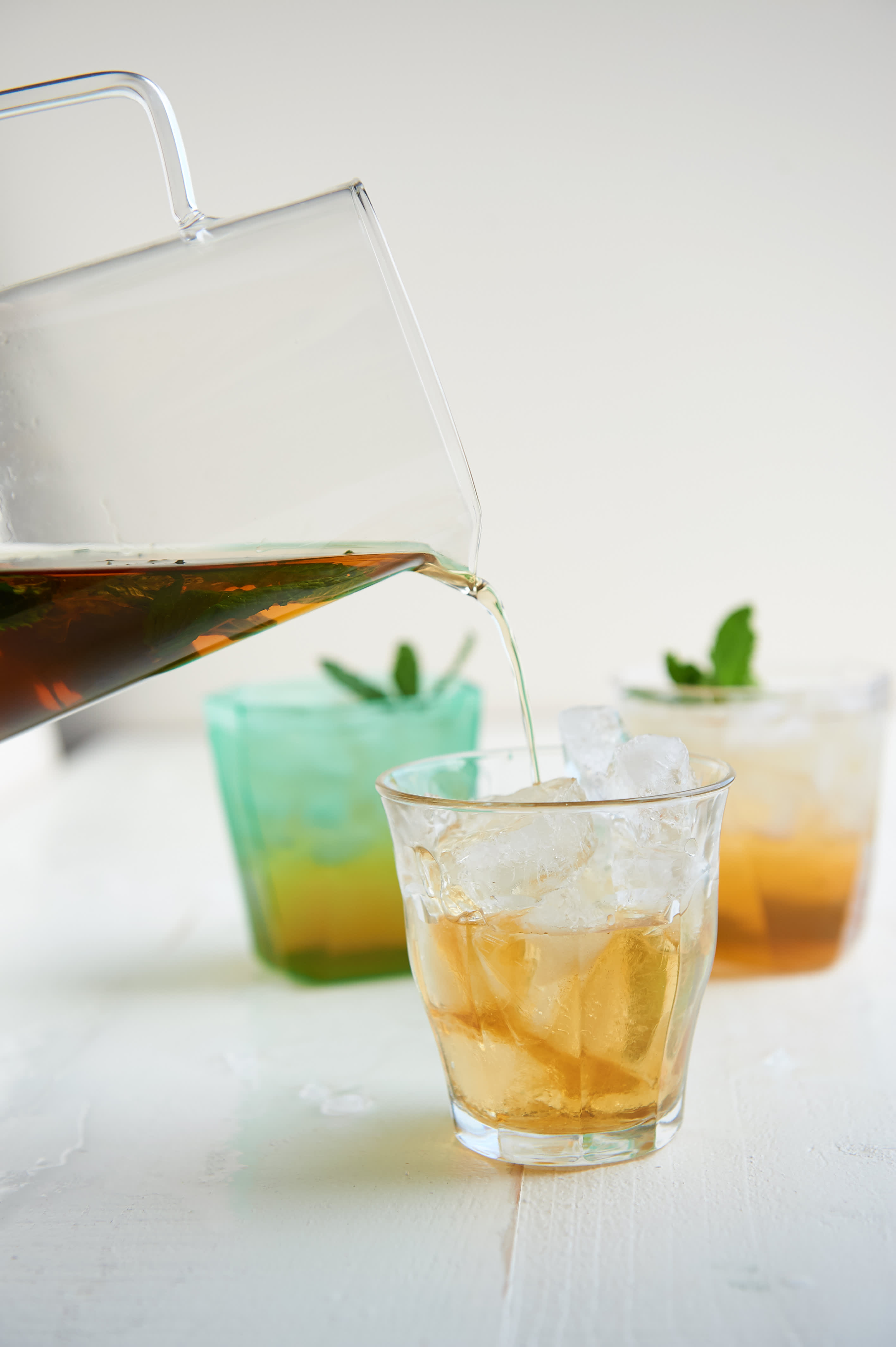 How To Make a Whole Pitcher of Mint Juleps: gallery image 5