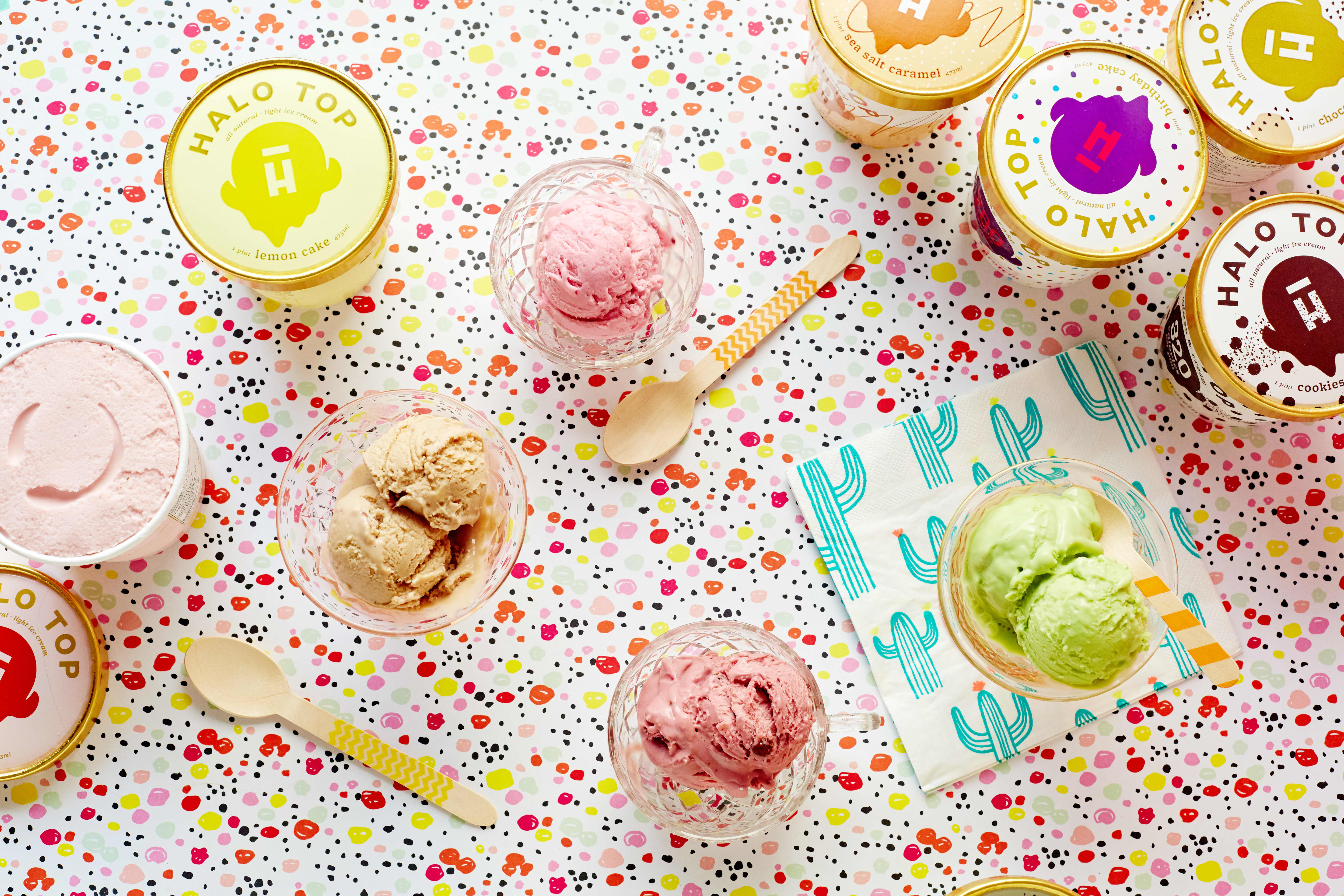 Whats The Deal With Halo Top Ice Cream