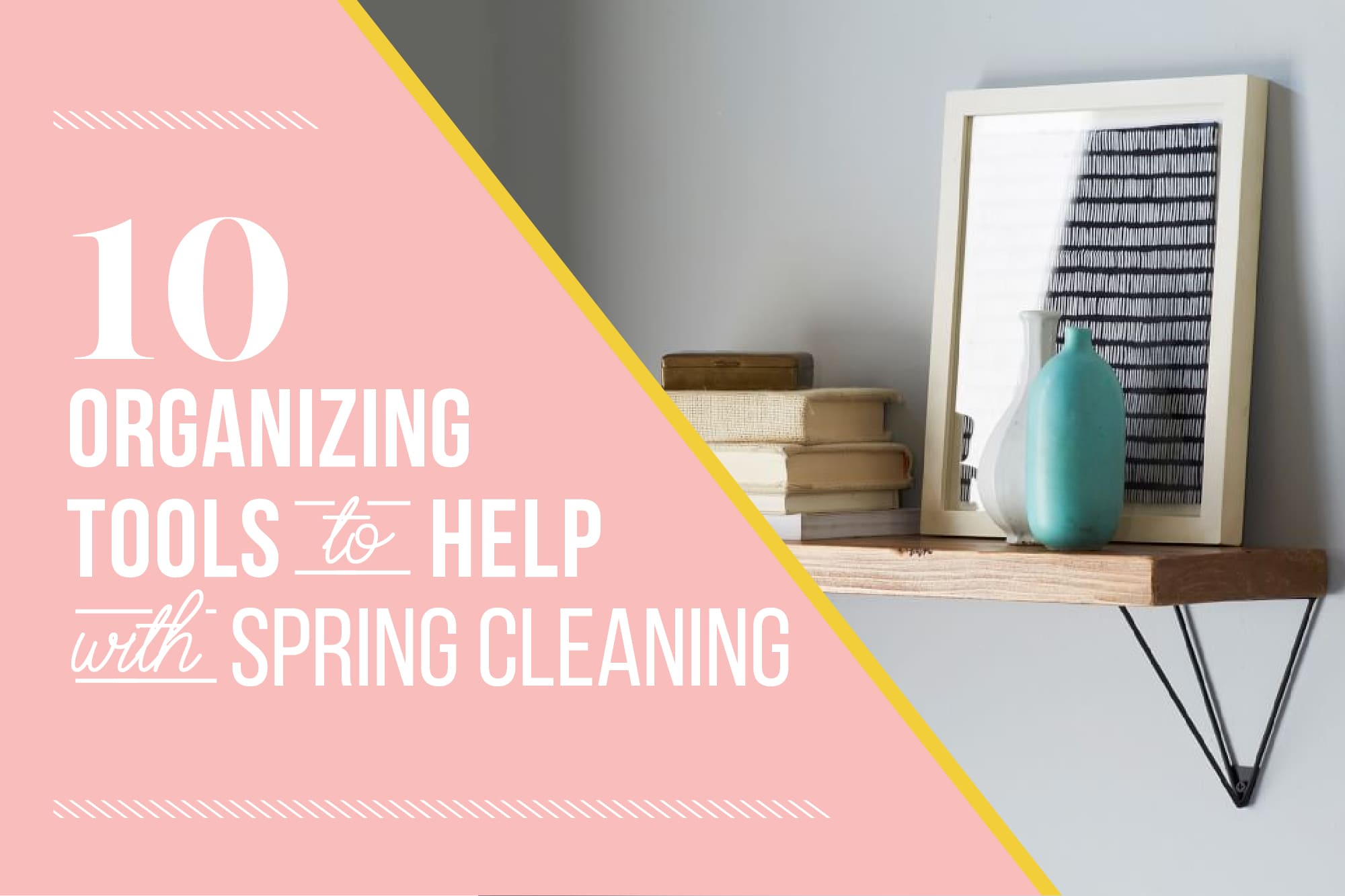 10 of Our Favorite Kitchen Organizers for Spring: gallery image 1