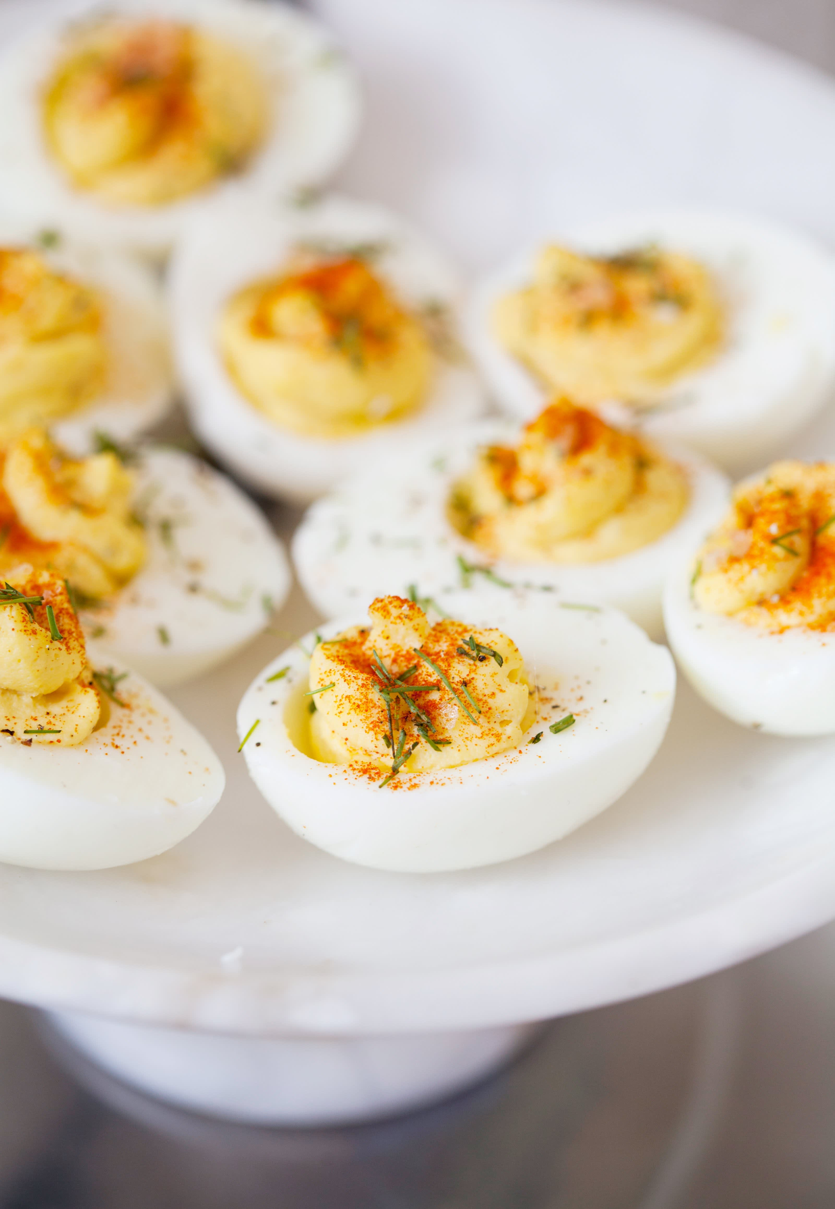 You Can (and Should) Make Your Deviled Eggs Ahead of Time: gallery image 2