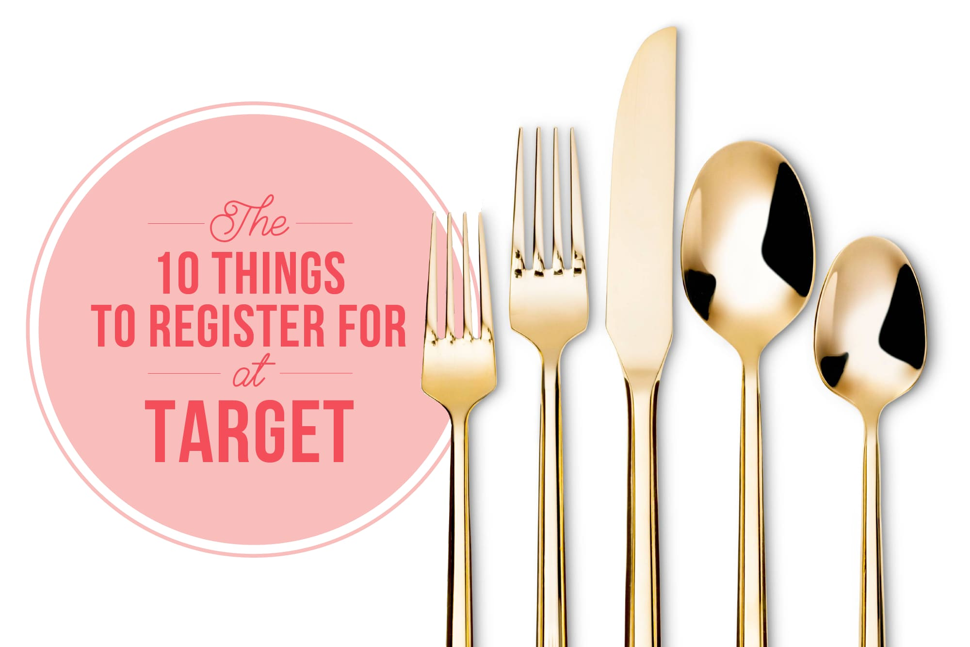 What To Register For At Target Kitchn