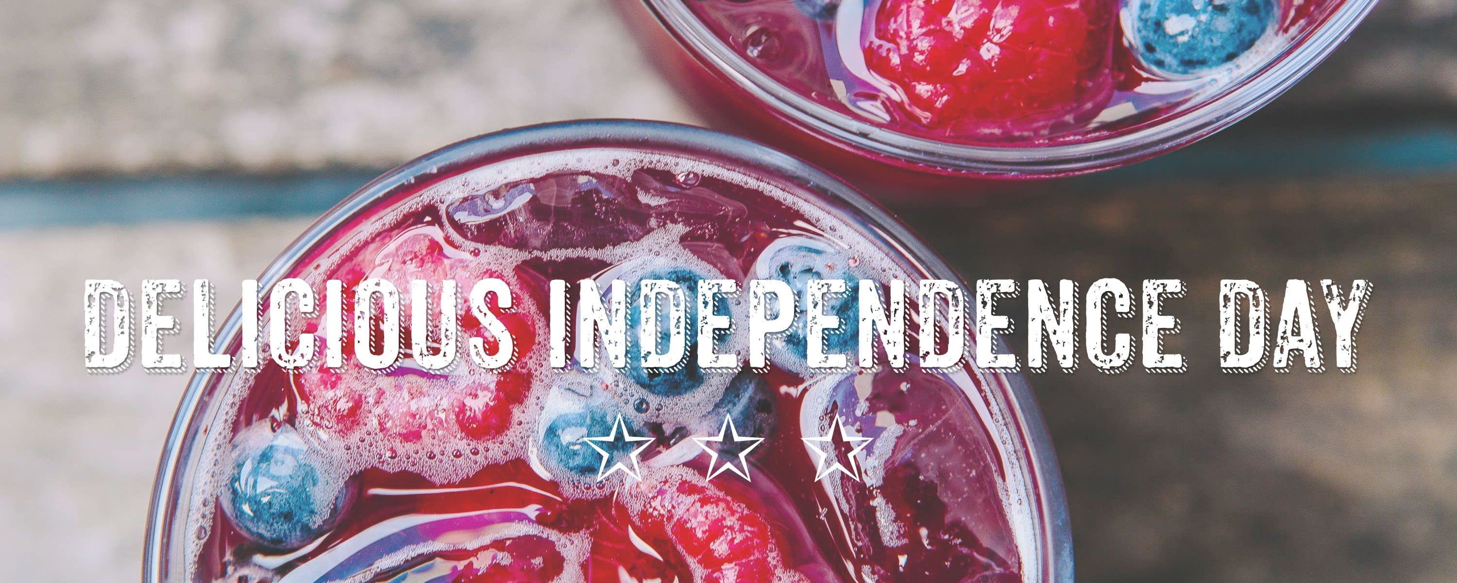 Berry sangria - Independence Day