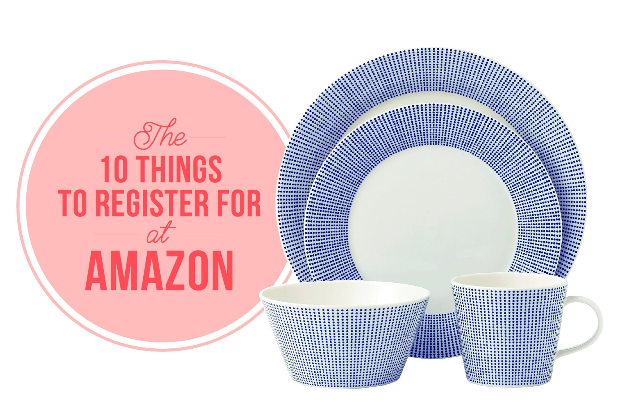 10 Things to Register for on Amazon: gallery image 1